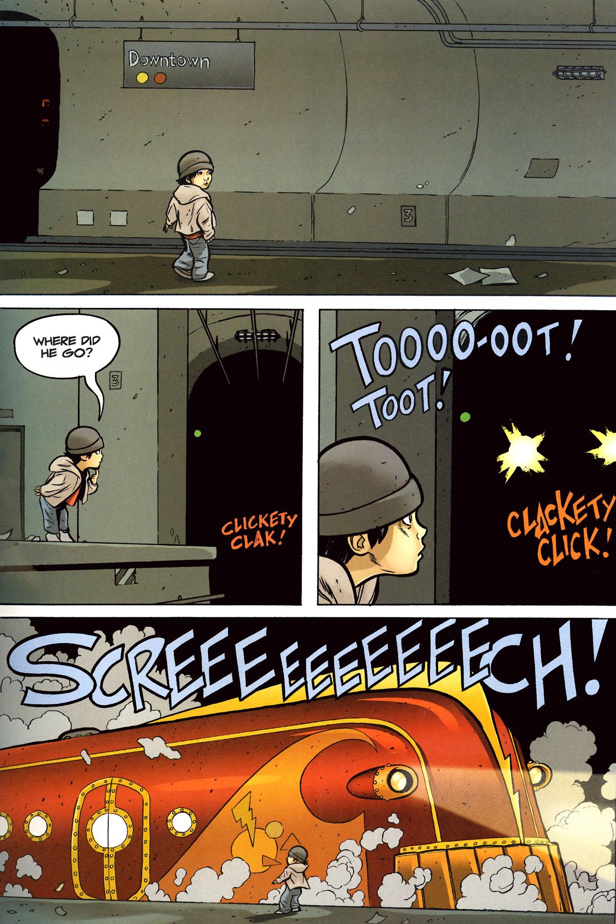 Read online Shazam!: The Monster Society of Evil comic -  Issue #1 - 13