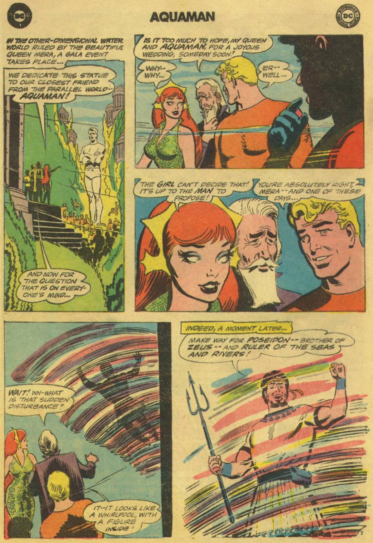 Read online Aquaman (1962) comic -  Issue #17 - 4
