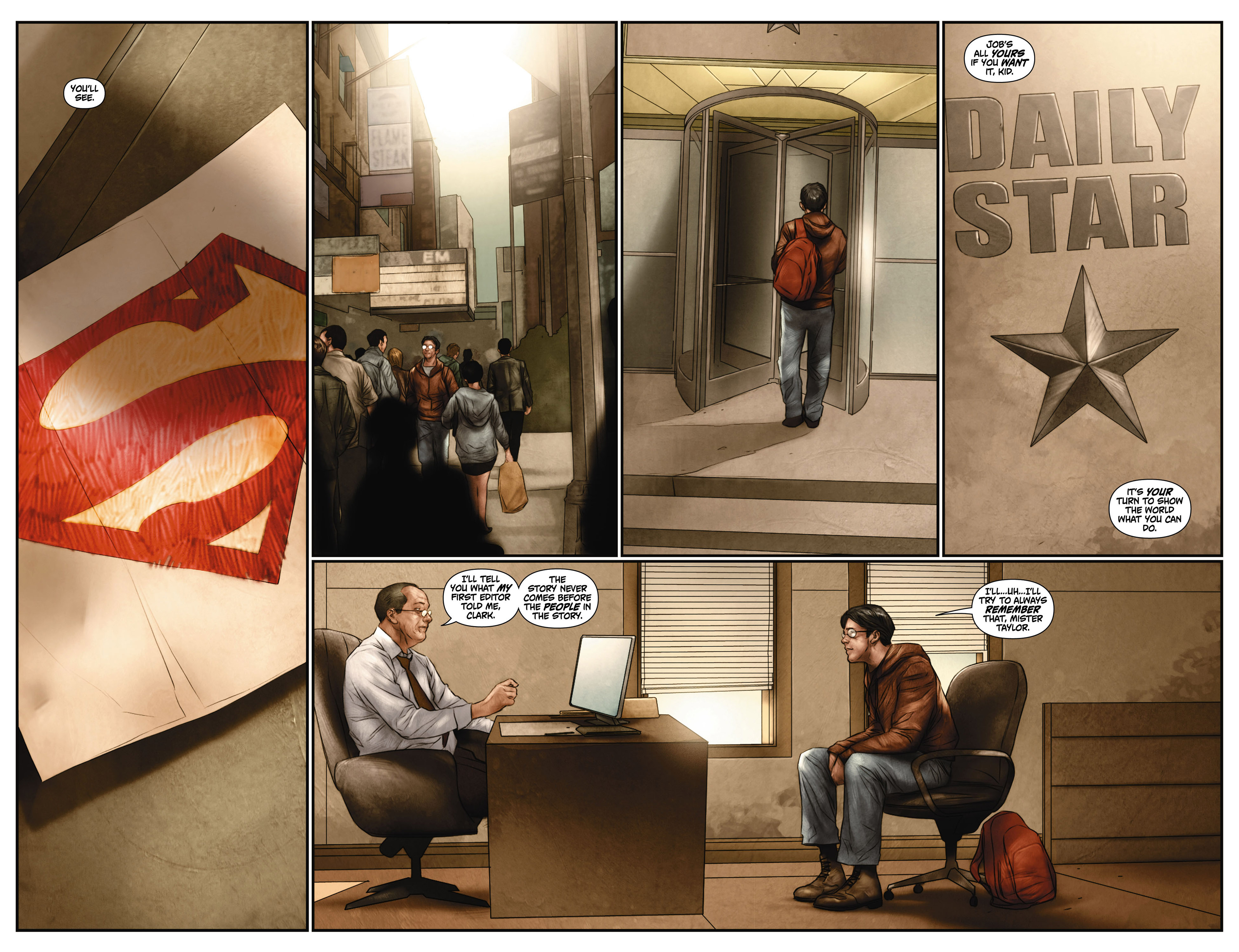 Read online Action Comics (2011) comic -  Issue #0 - 3