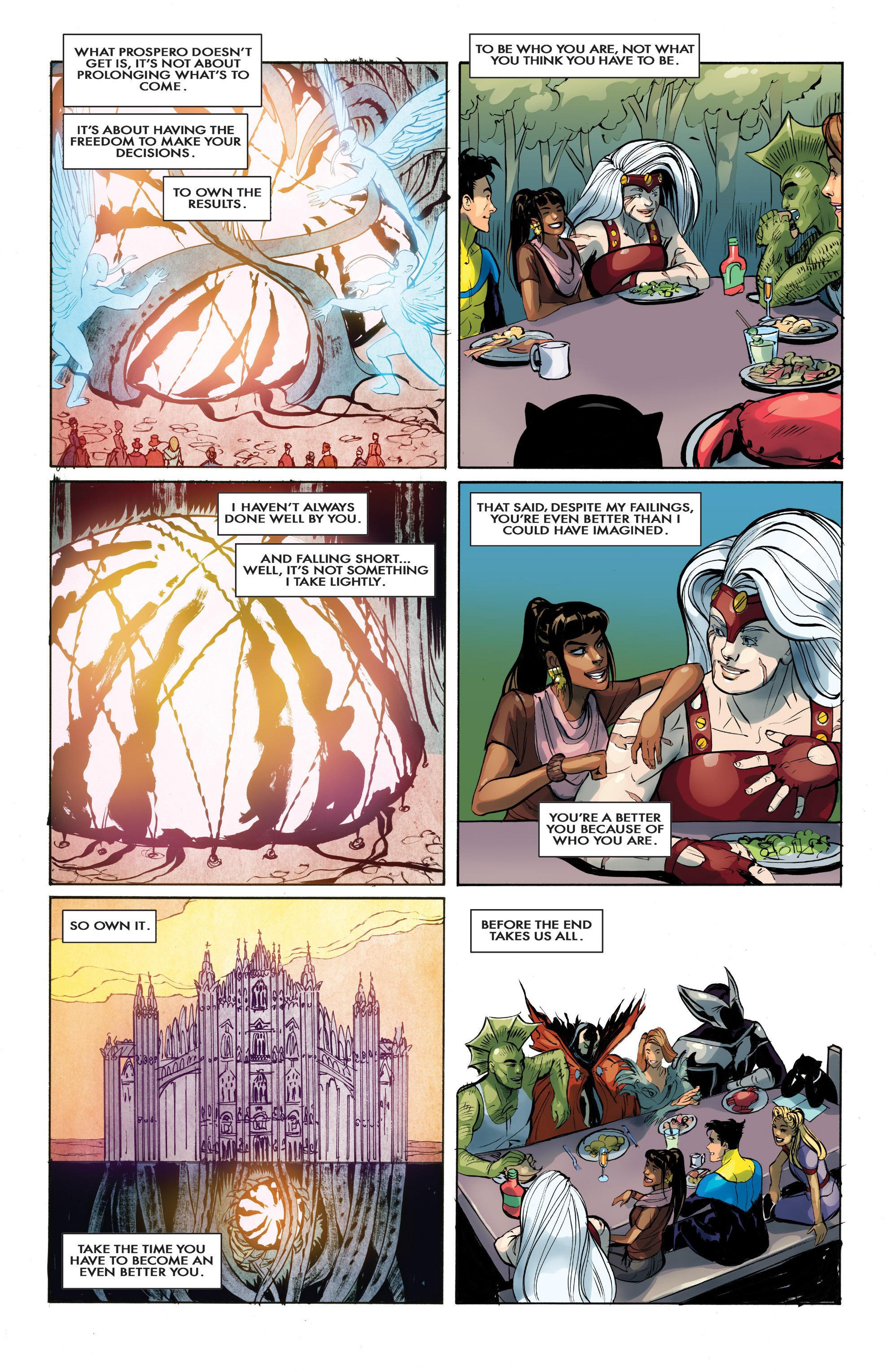 Read online Shutter comic -  Issue #25 - 8