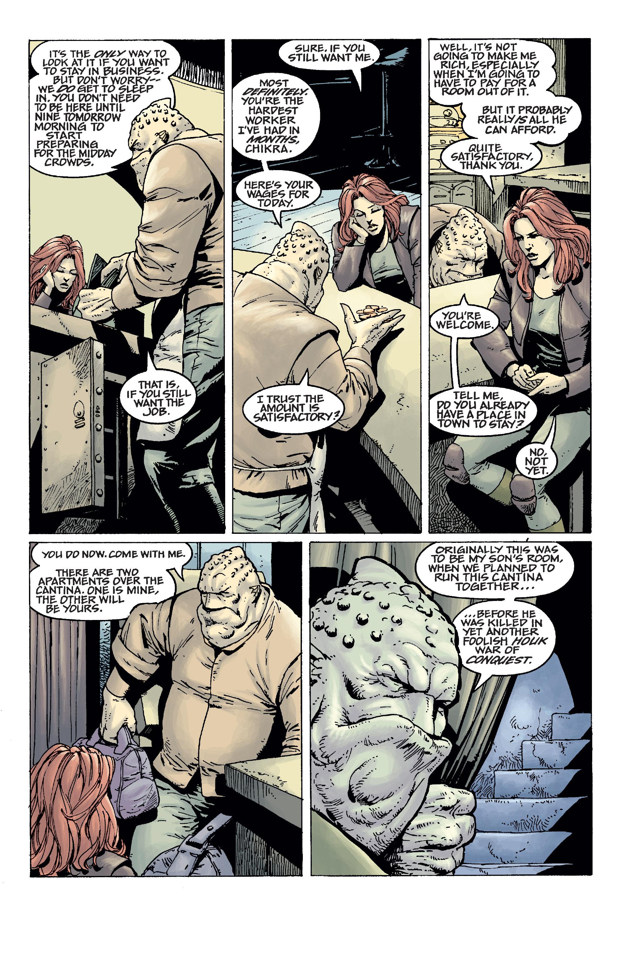 Read online Star Wars Omnibus comic -  Issue # Vol. 11 - 231