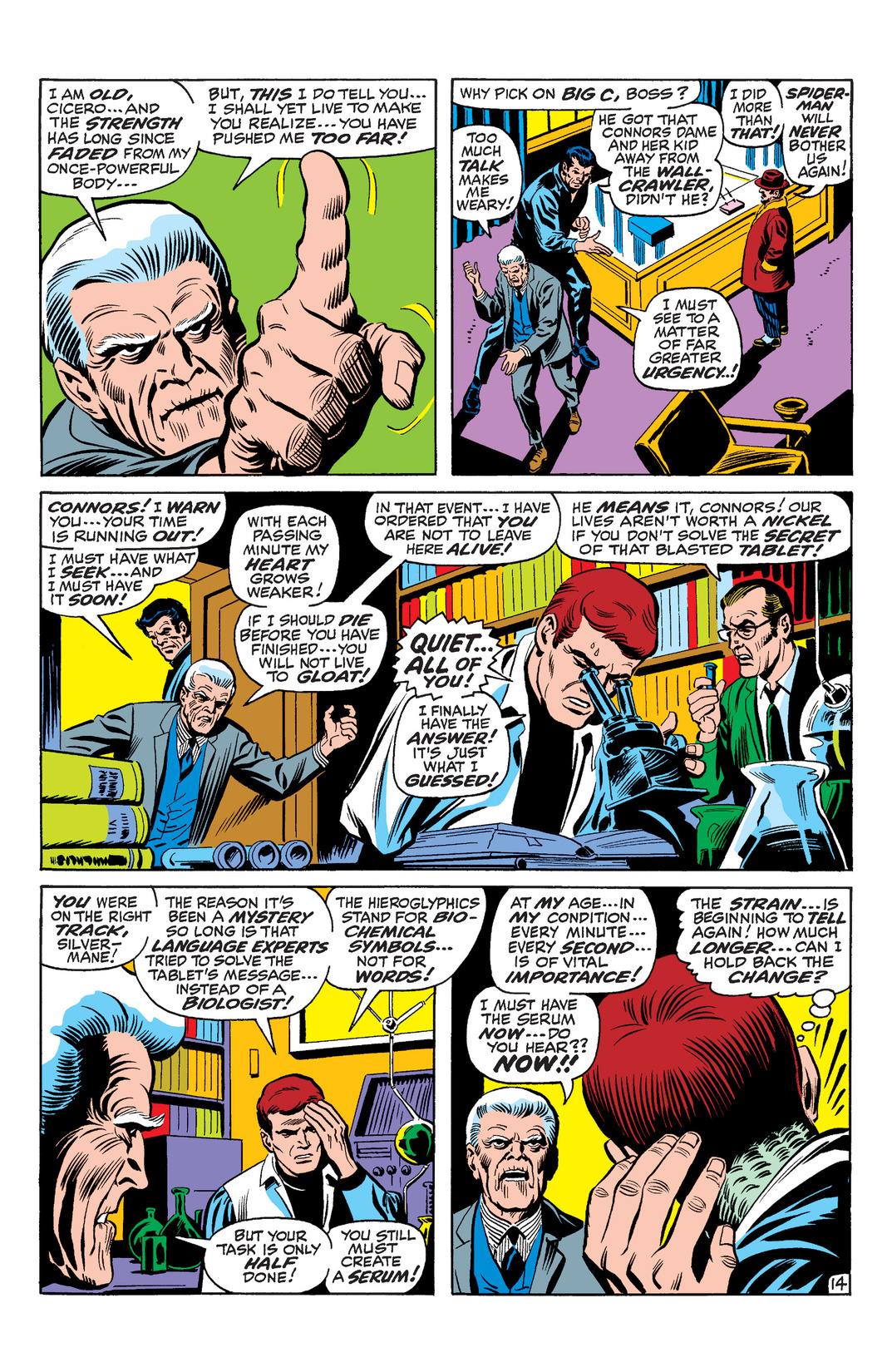 The Amazing Spider-Man (1963) 74 Page 14