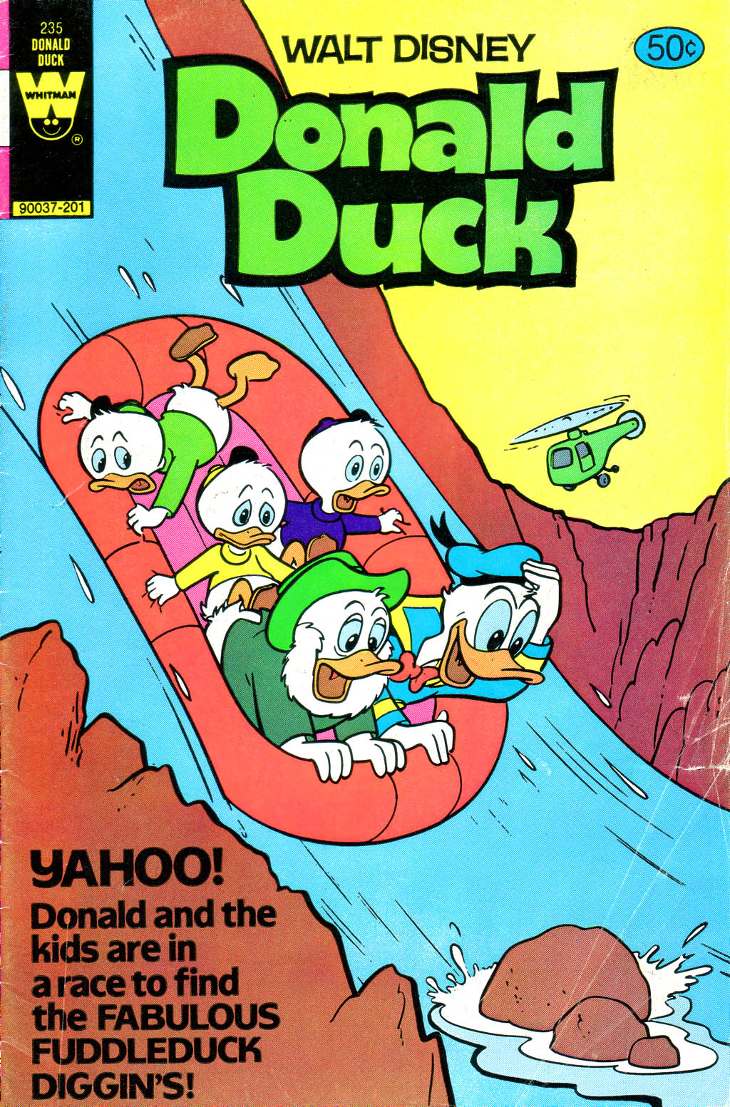 Donald Duck (1980) 235 Page 1