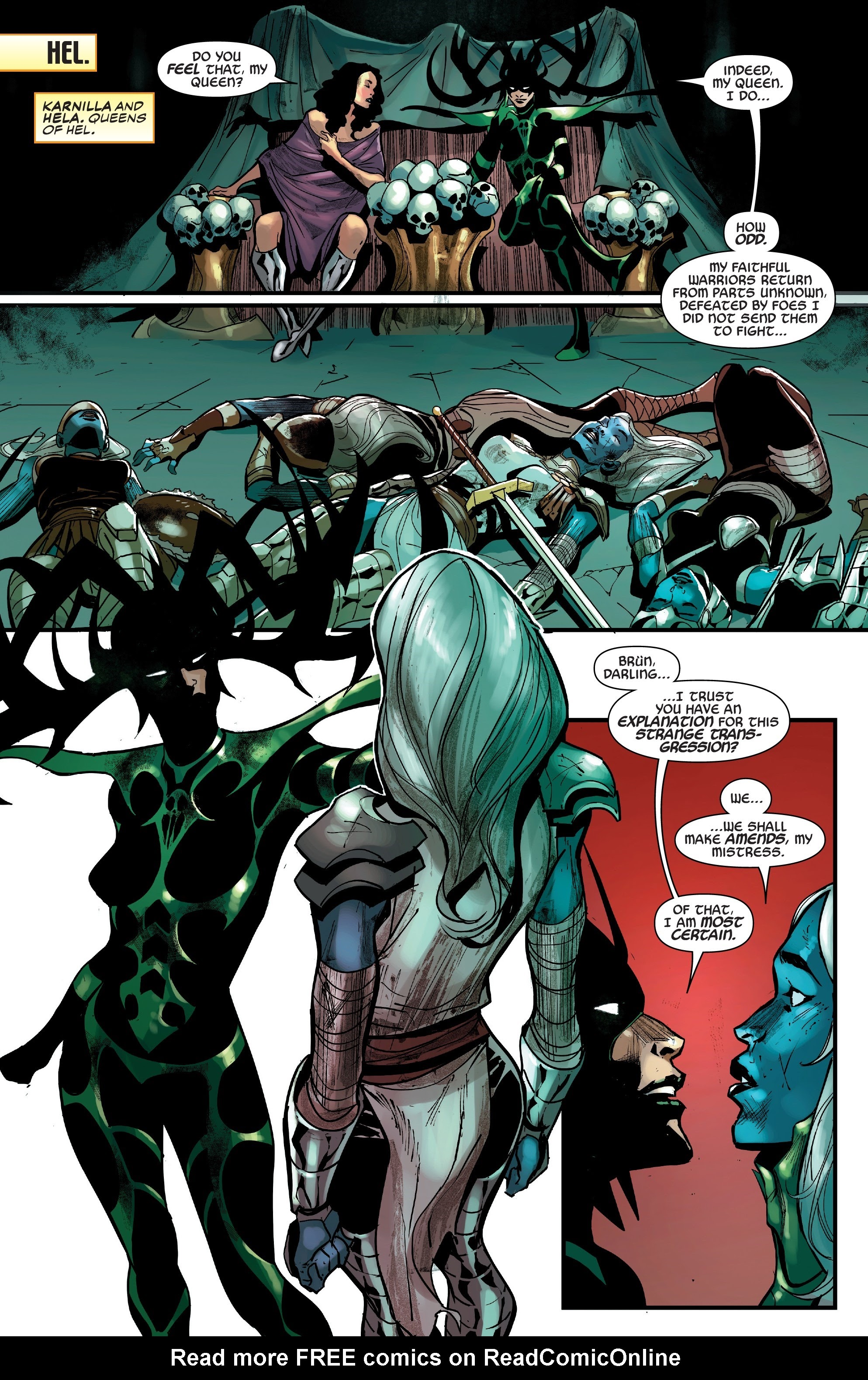 Read online Champions (2019) comic -  Issue #6 - 19