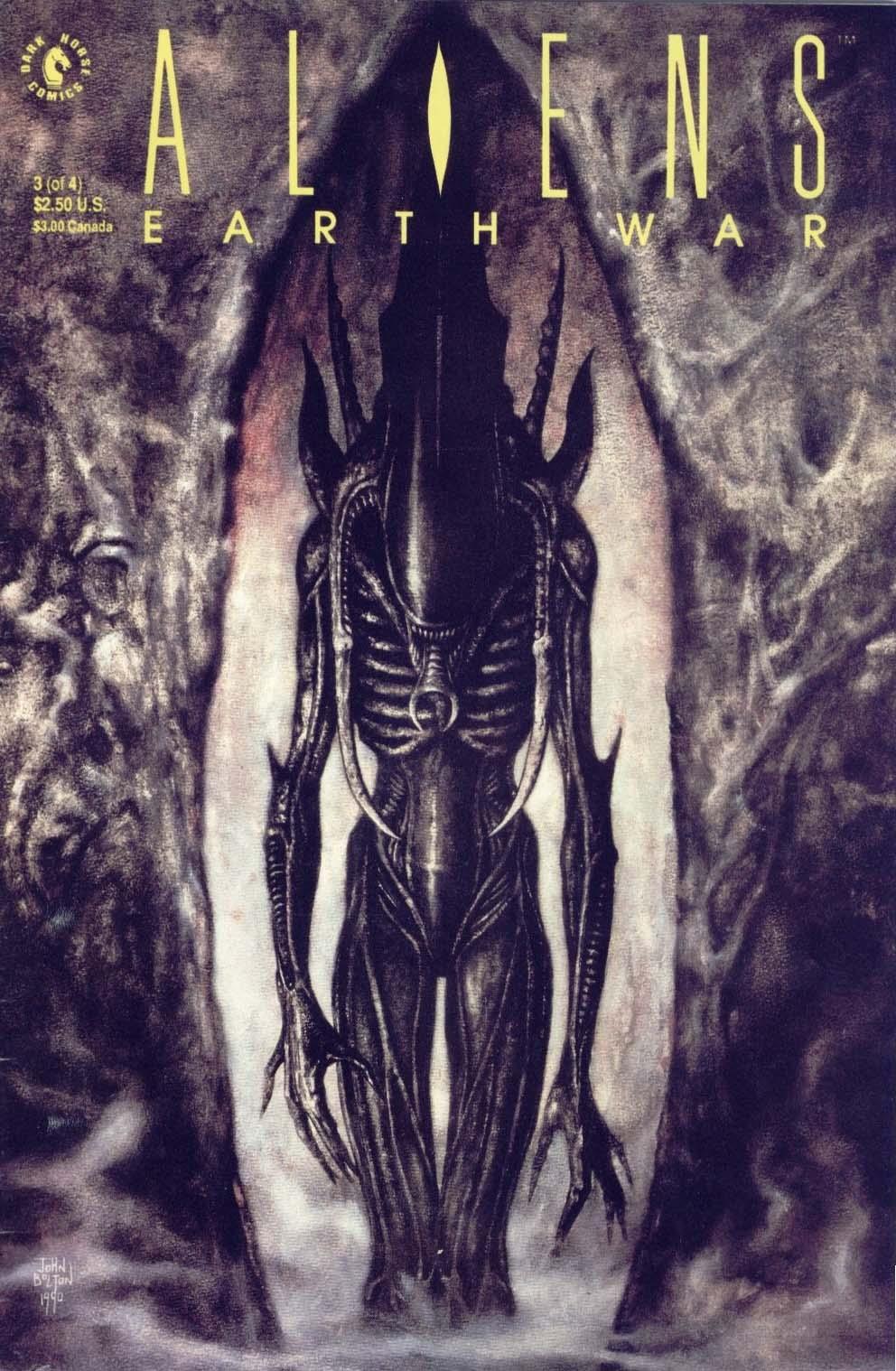 Read online Aliens: Earth War comic -  Issue #3 - 1