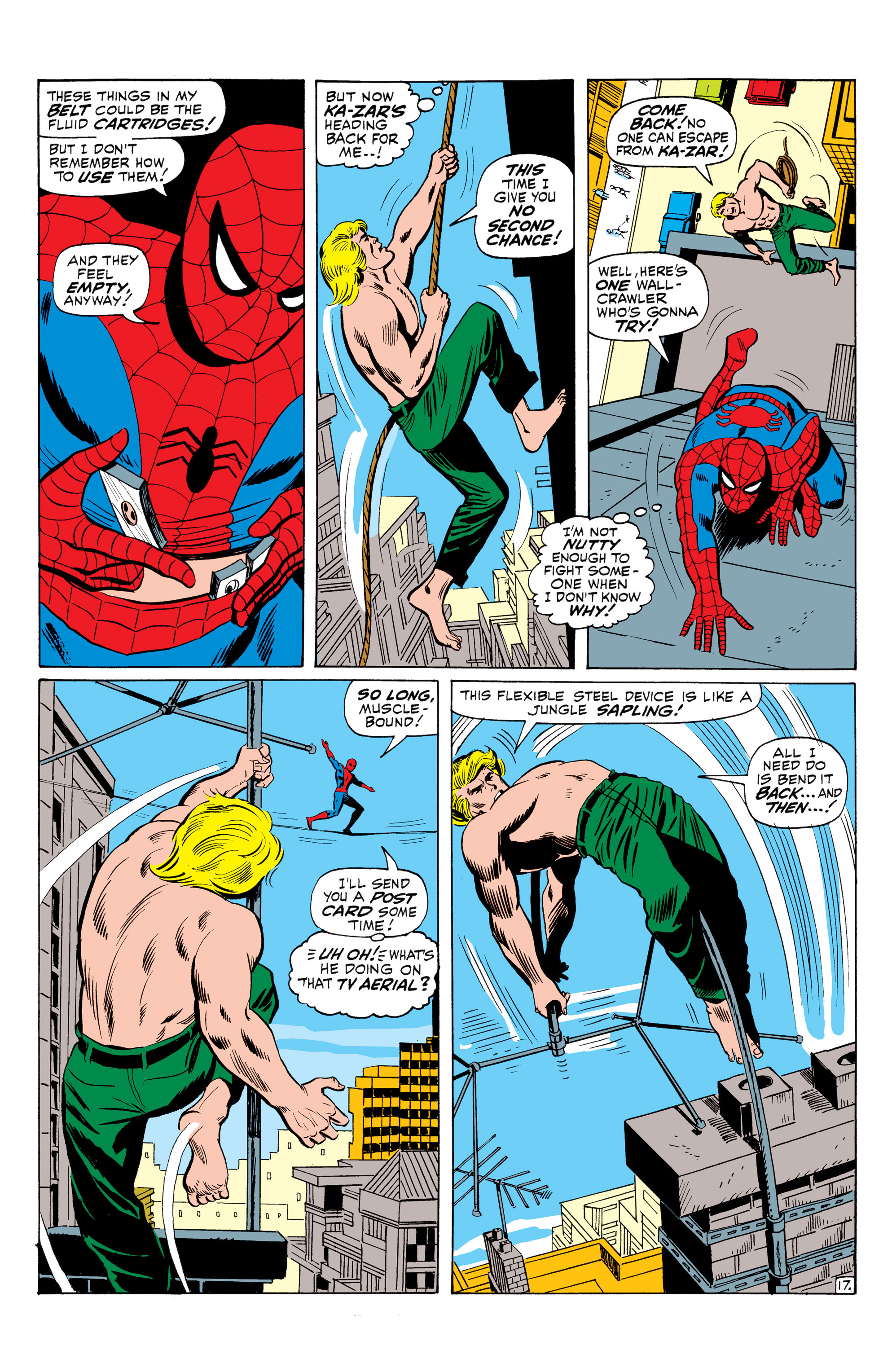 The Amazing Spider-Man (1963) 57 Page 17