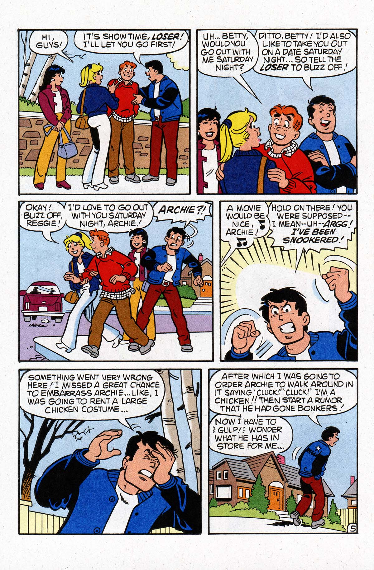 Read online Archie (1960) comic -  Issue #533 - 27