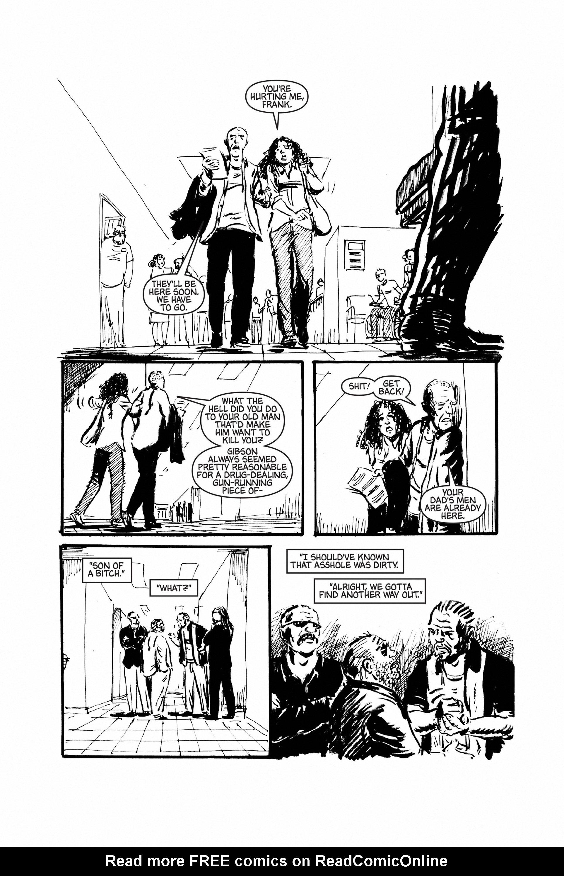 Read online Tumor comic -  Issue # TPB - 79