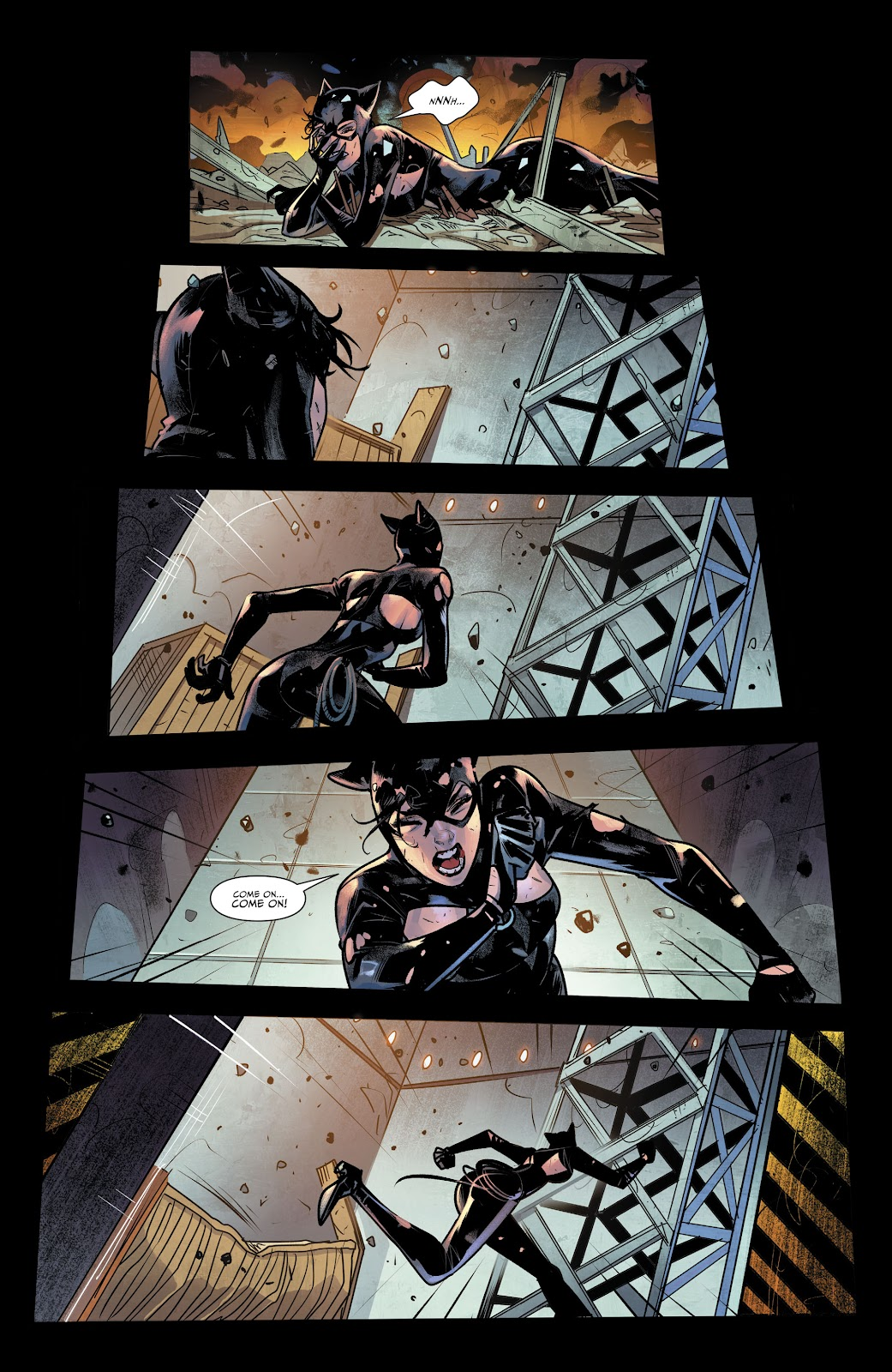 Catwoman (2018) issue 15 - Page 9