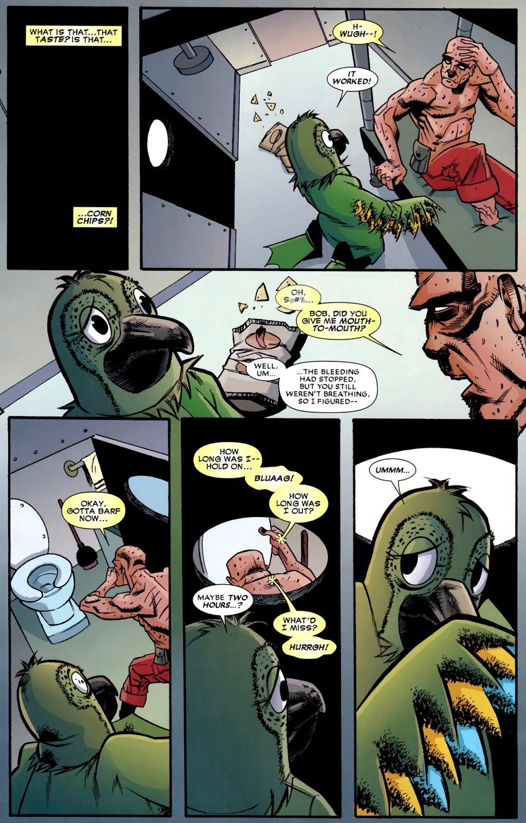 Read online Deadpool (2008) comic -  Issue #14 - 16