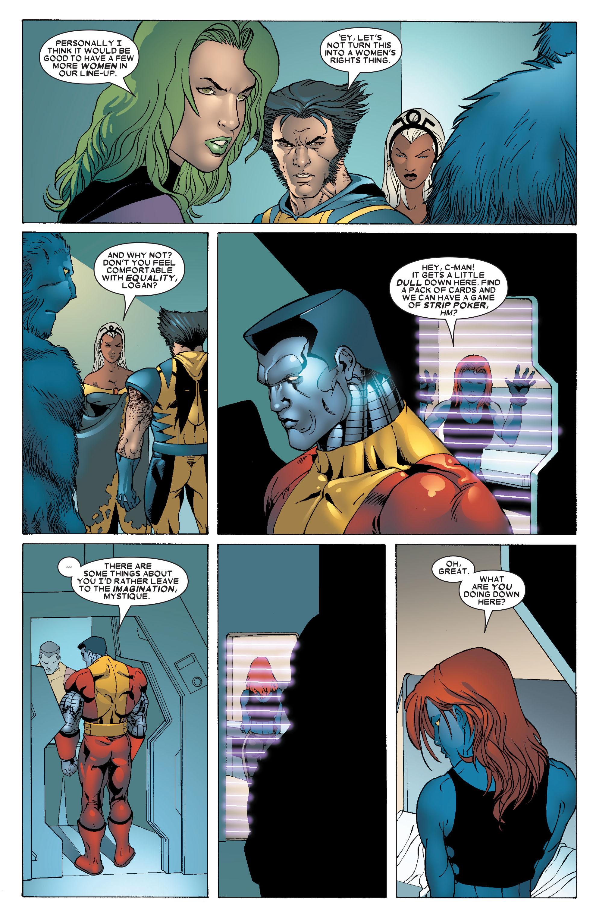 X-Men (1991) 174 Page 15