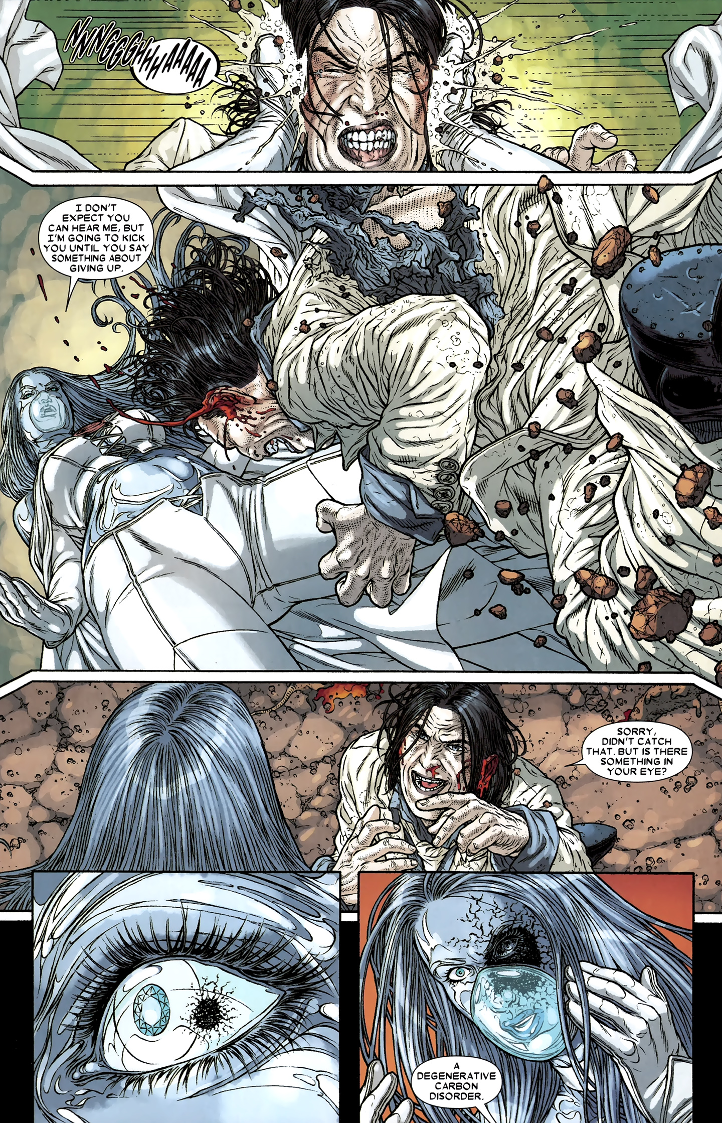 Read online Wolverine: The Best There Is comic -  Issue #12 - 8