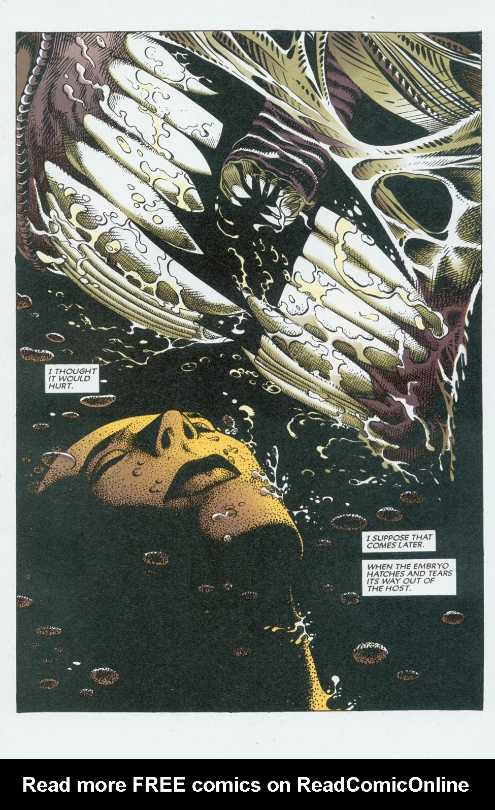 Read online Aliens/Predator: The Deadliest of the Species comic -  Issue #9 - 3