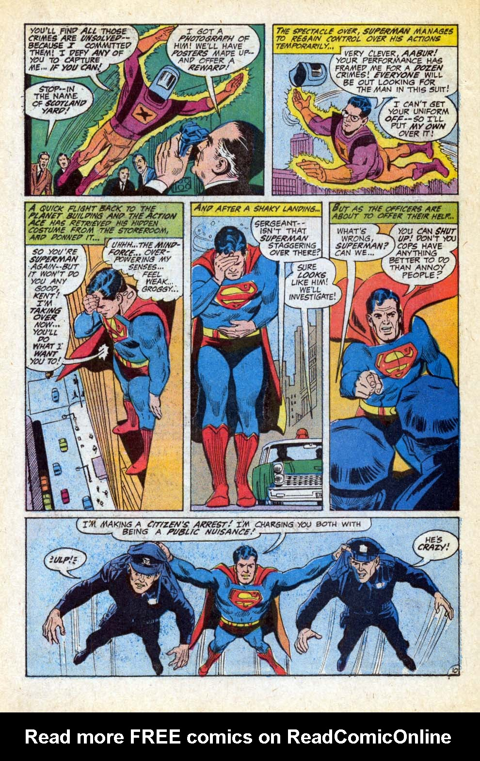 Read online Action Comics (1938) comic -  Issue #384 - 14