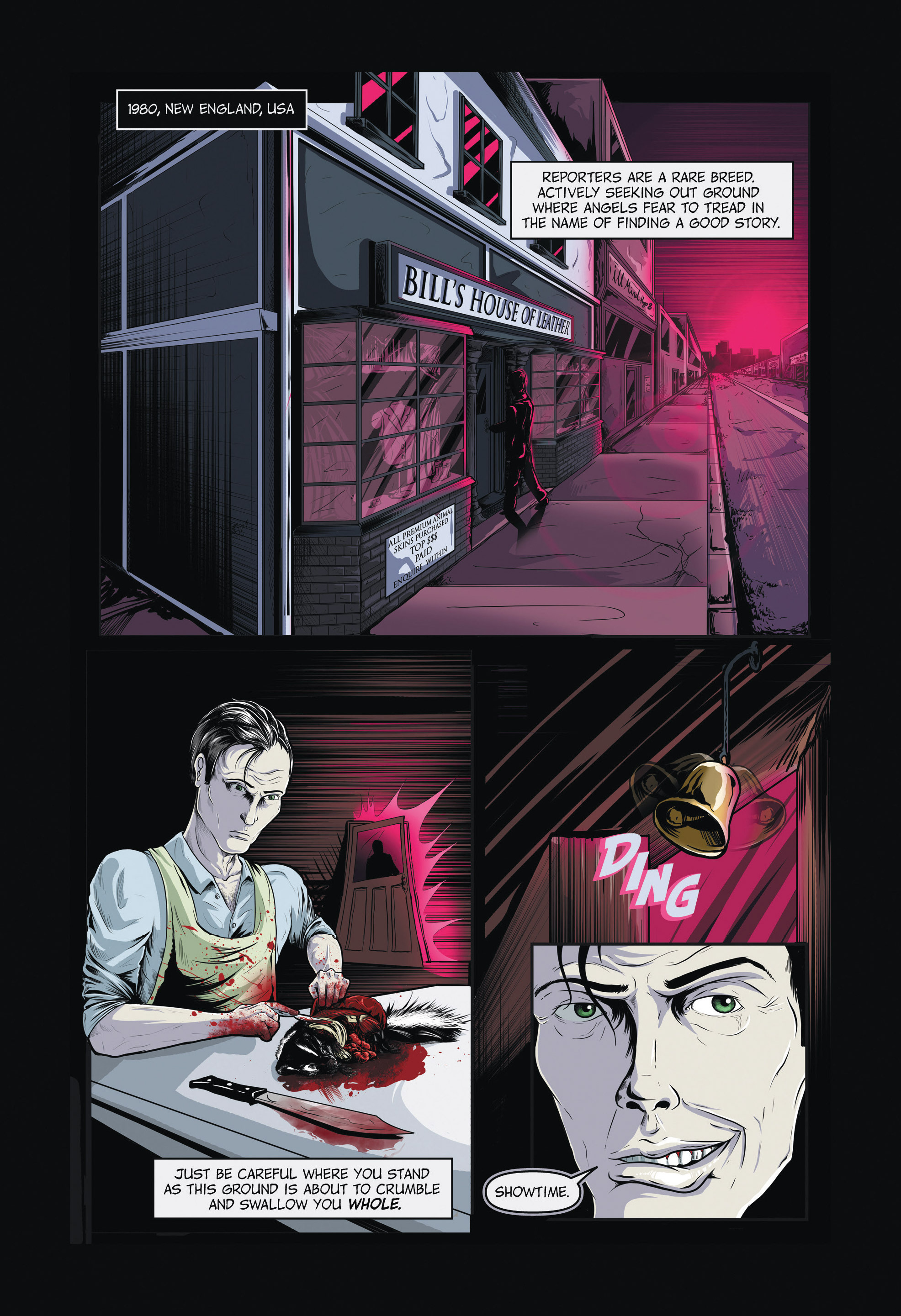 Read online Redemption Heights comic -  Issue # Full - 82