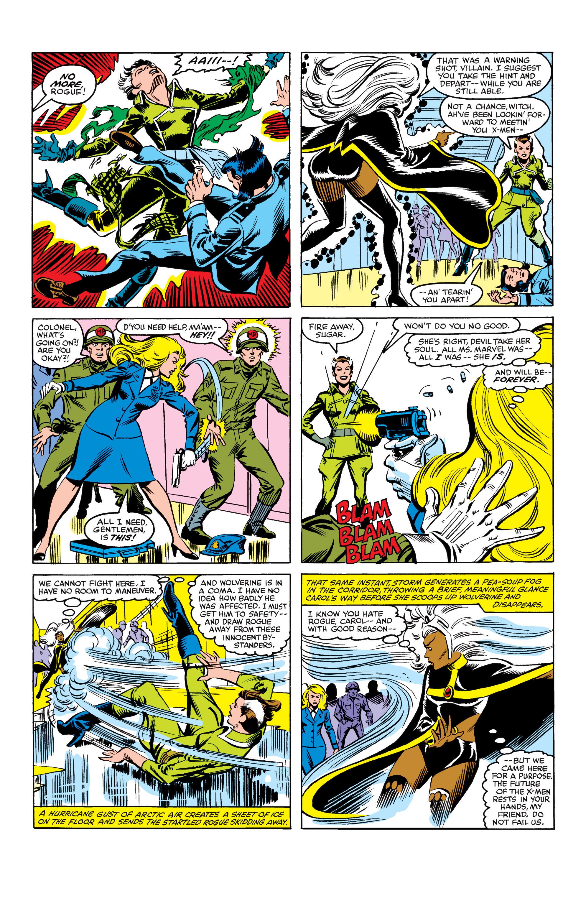 Read online Uncanny X-Men (1963) comic -  Issue #158 - 15