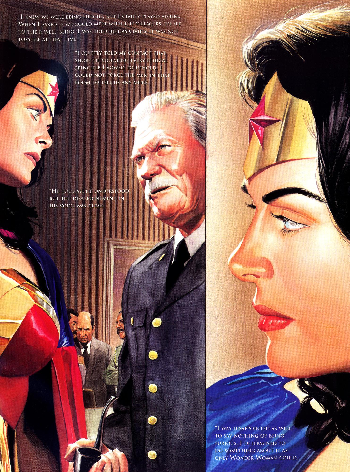 Read online Wonder Woman: Spirit of Truth comic -  Issue # Full - 34