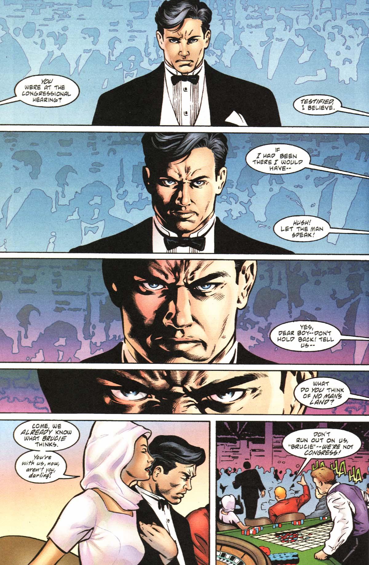 Read online Batman: No Man's Land comic -  Issue #0 - 12