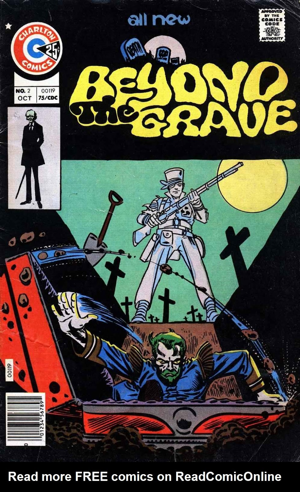 Beyond the Grave (1975) issue 2 - Page 1