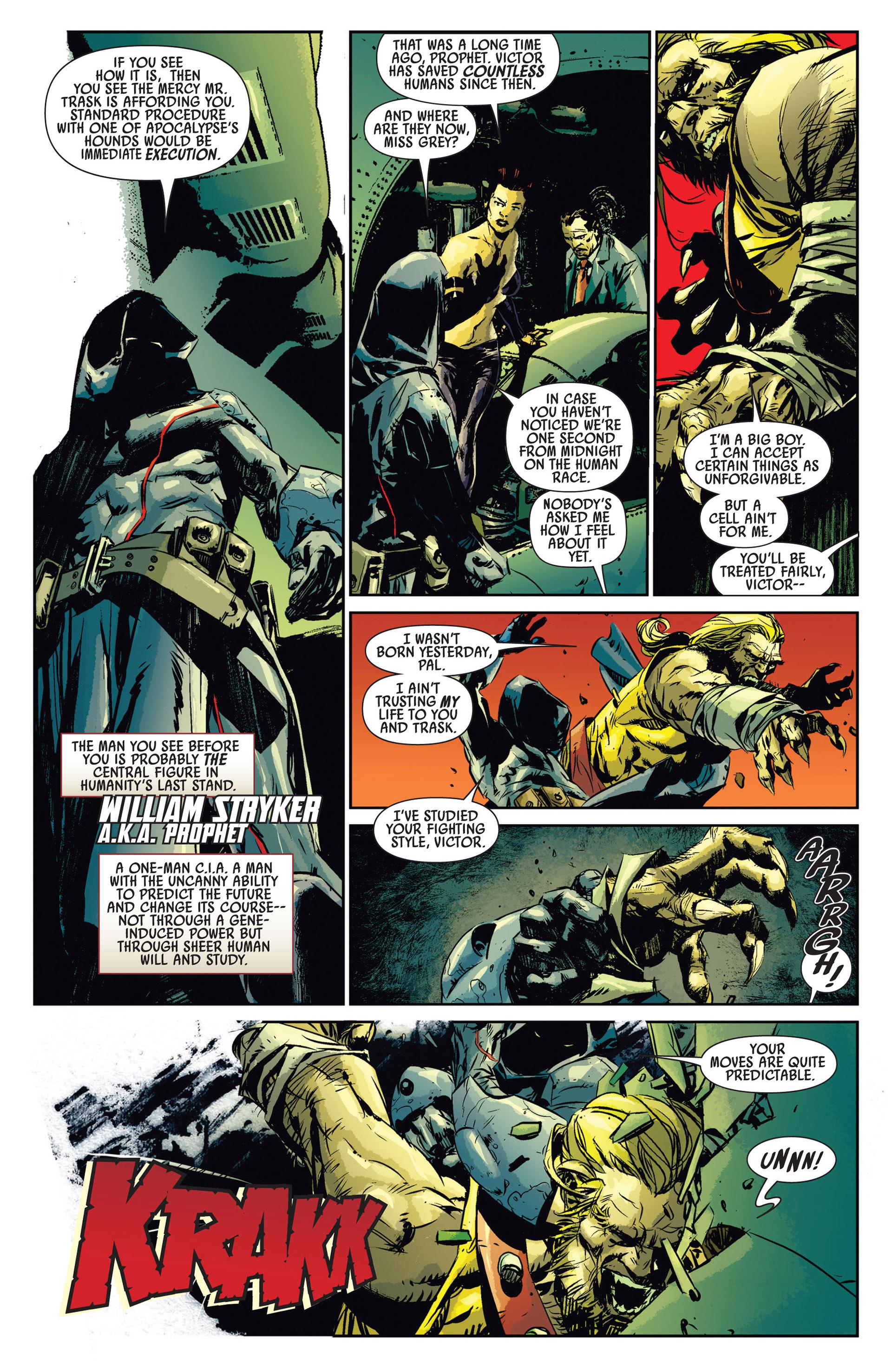 Read online Age of Apocalypse (2012) comic -  Issue #1 - 6