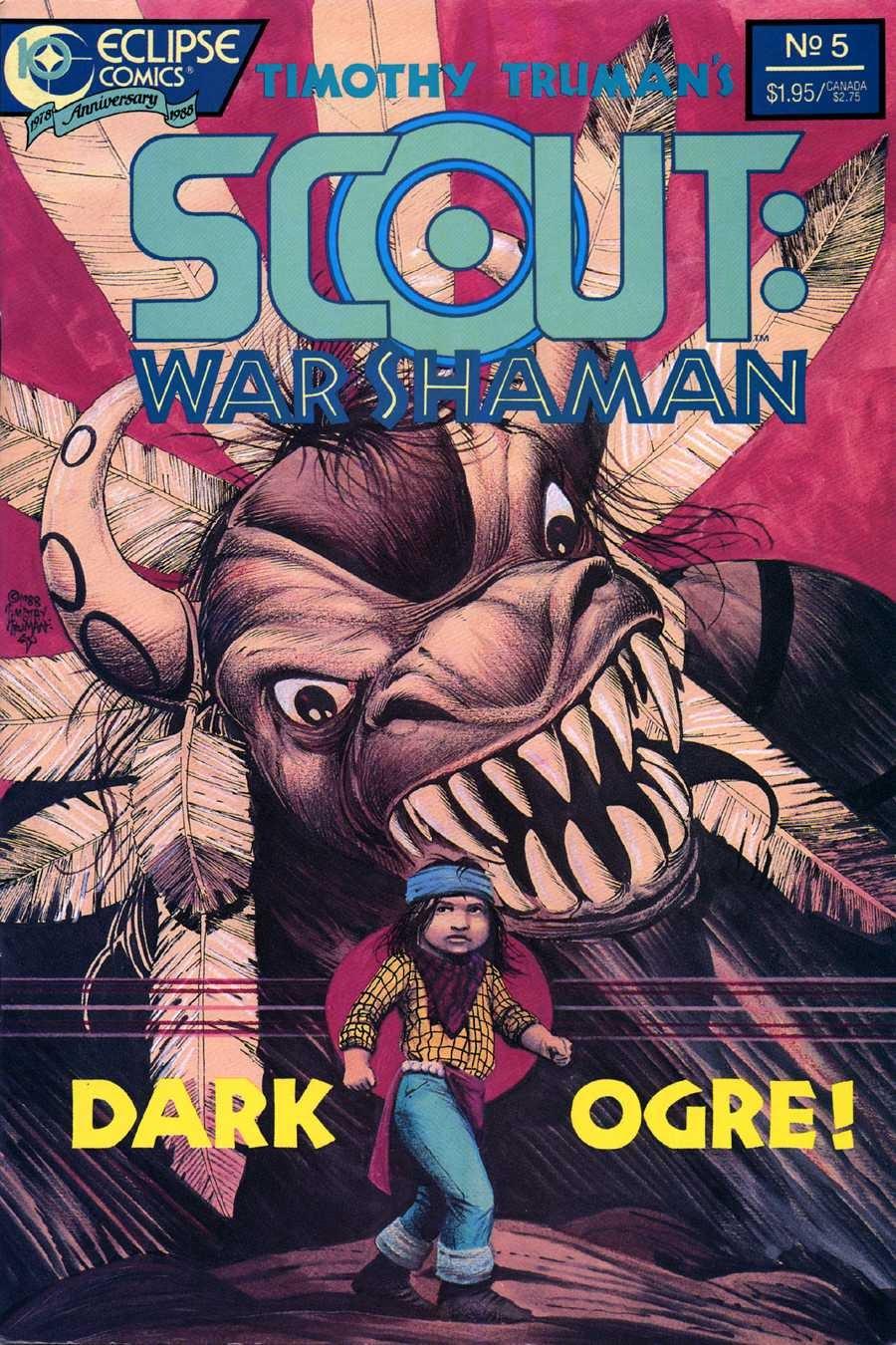 Scout: War Shaman 5 Page 1