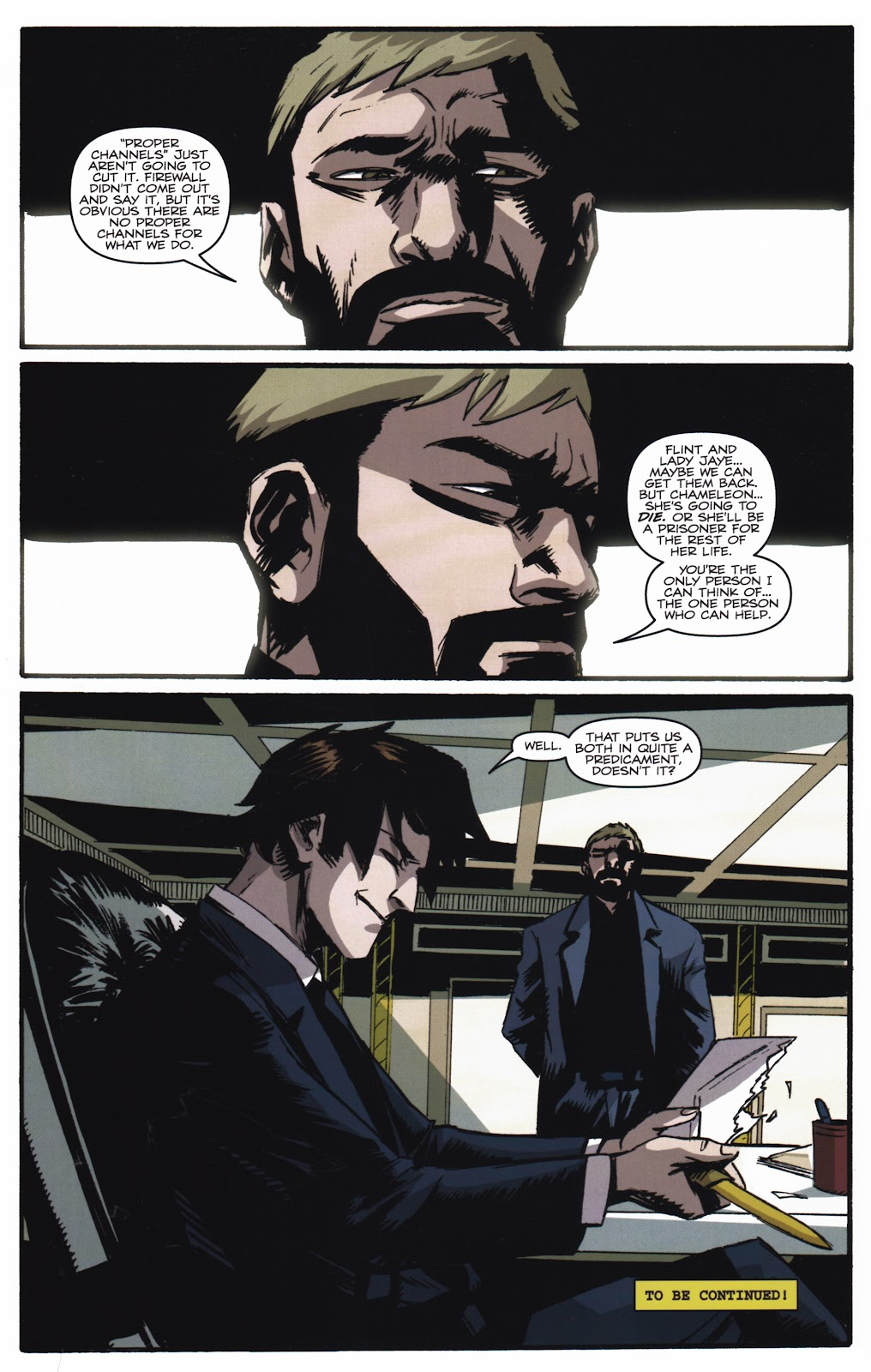 G.I. Joe Cobra (2011) Issue #20 #20 - English 24
