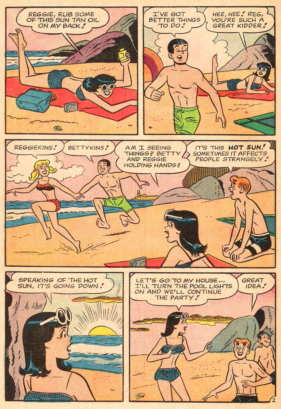 Read online Archie's Girls Betty and Veronica comic -  Issue #130 - 30