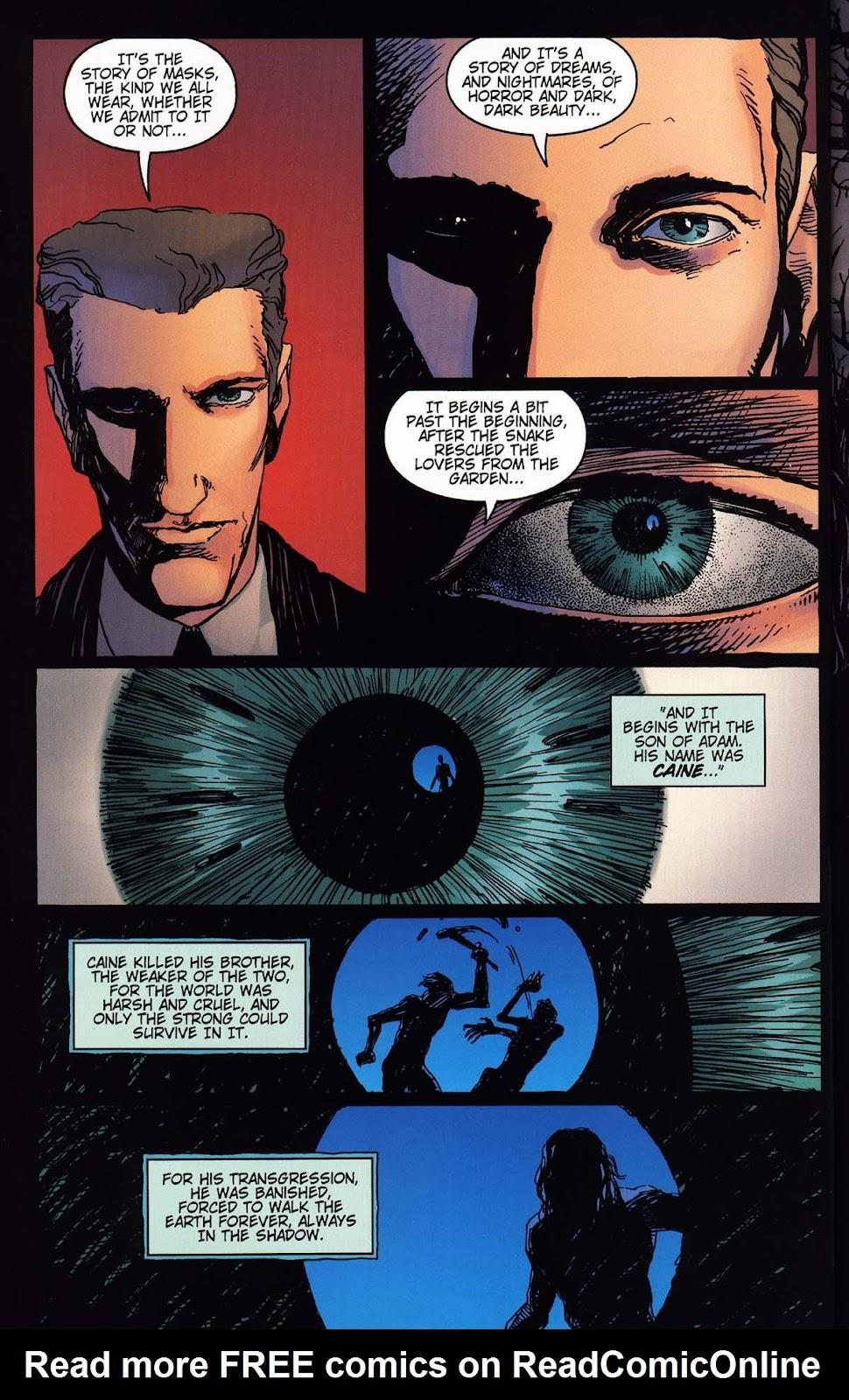 Read online Vampire the Masquerade comic -  Issue # Toreador - 24