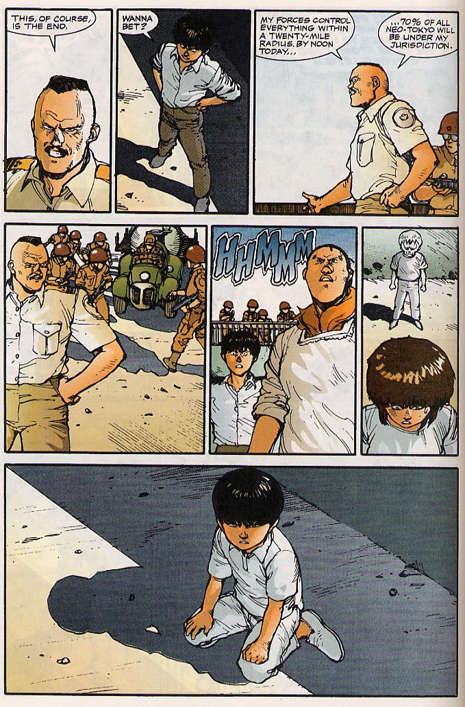 Read online Akira comic -  Issue #15 - 59