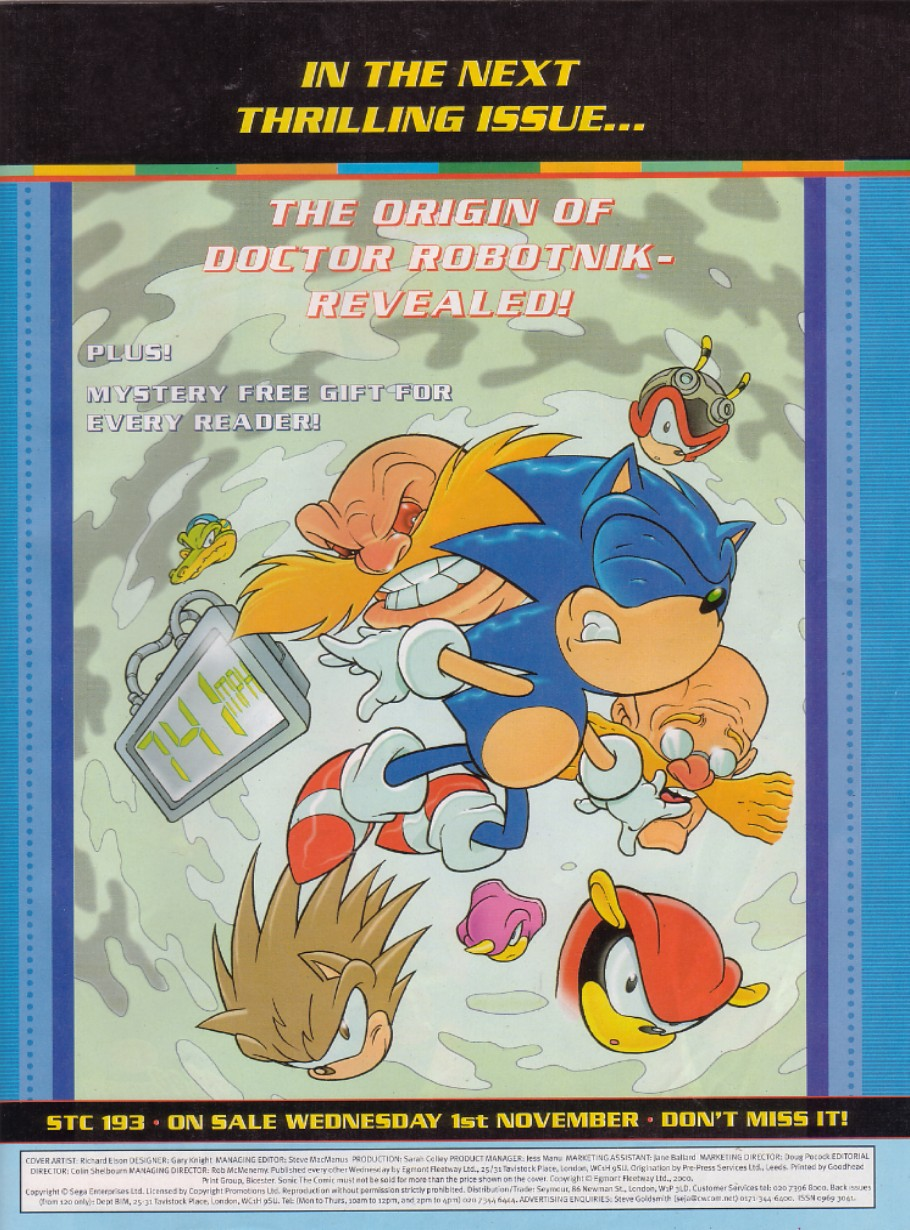 Read online Sonic the Comic comic -  Issue #192 - 3