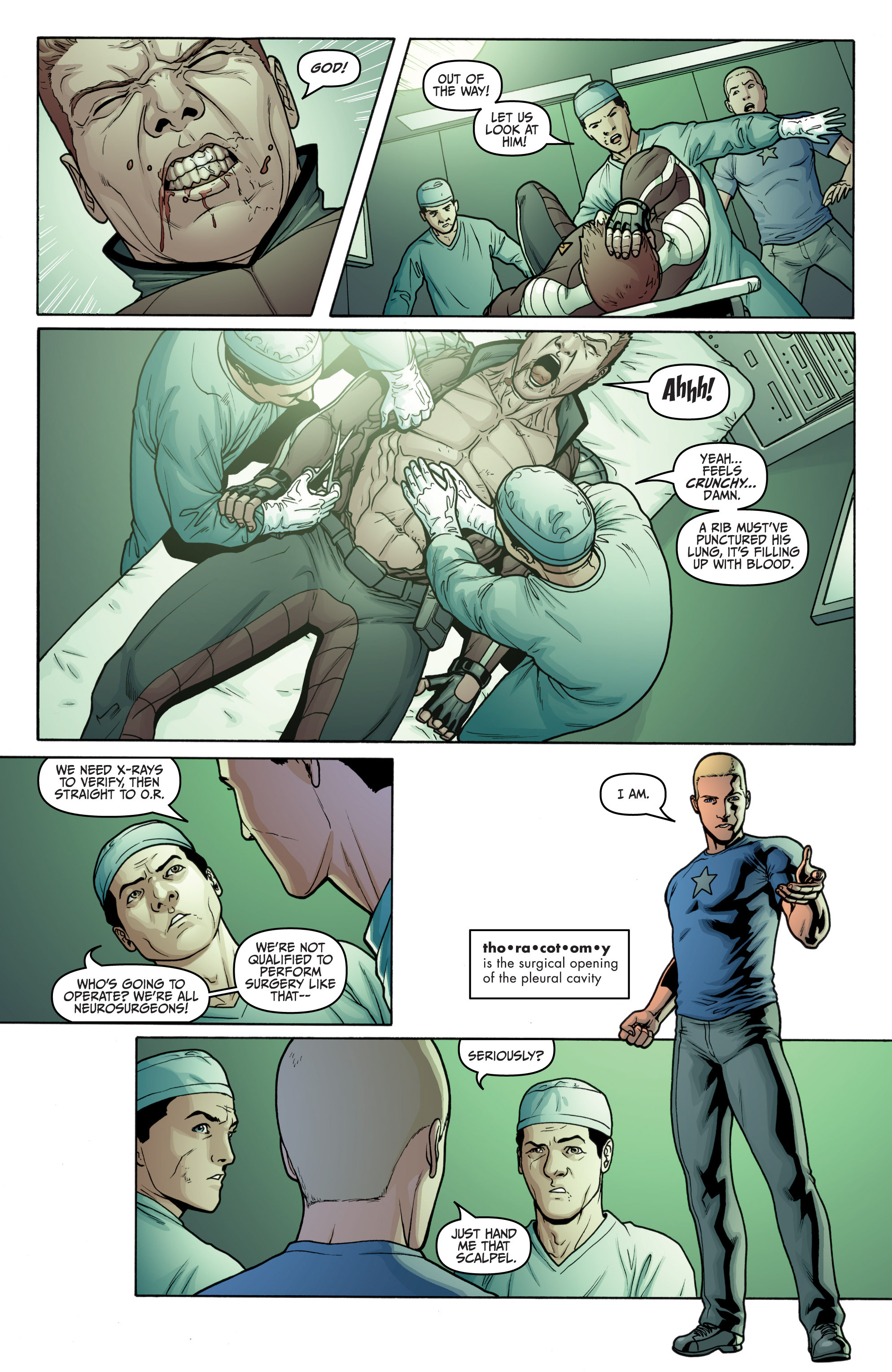 Read online Archer and Armstrong comic -  Issue #Archer and Armstrong _TPB 5 - 91