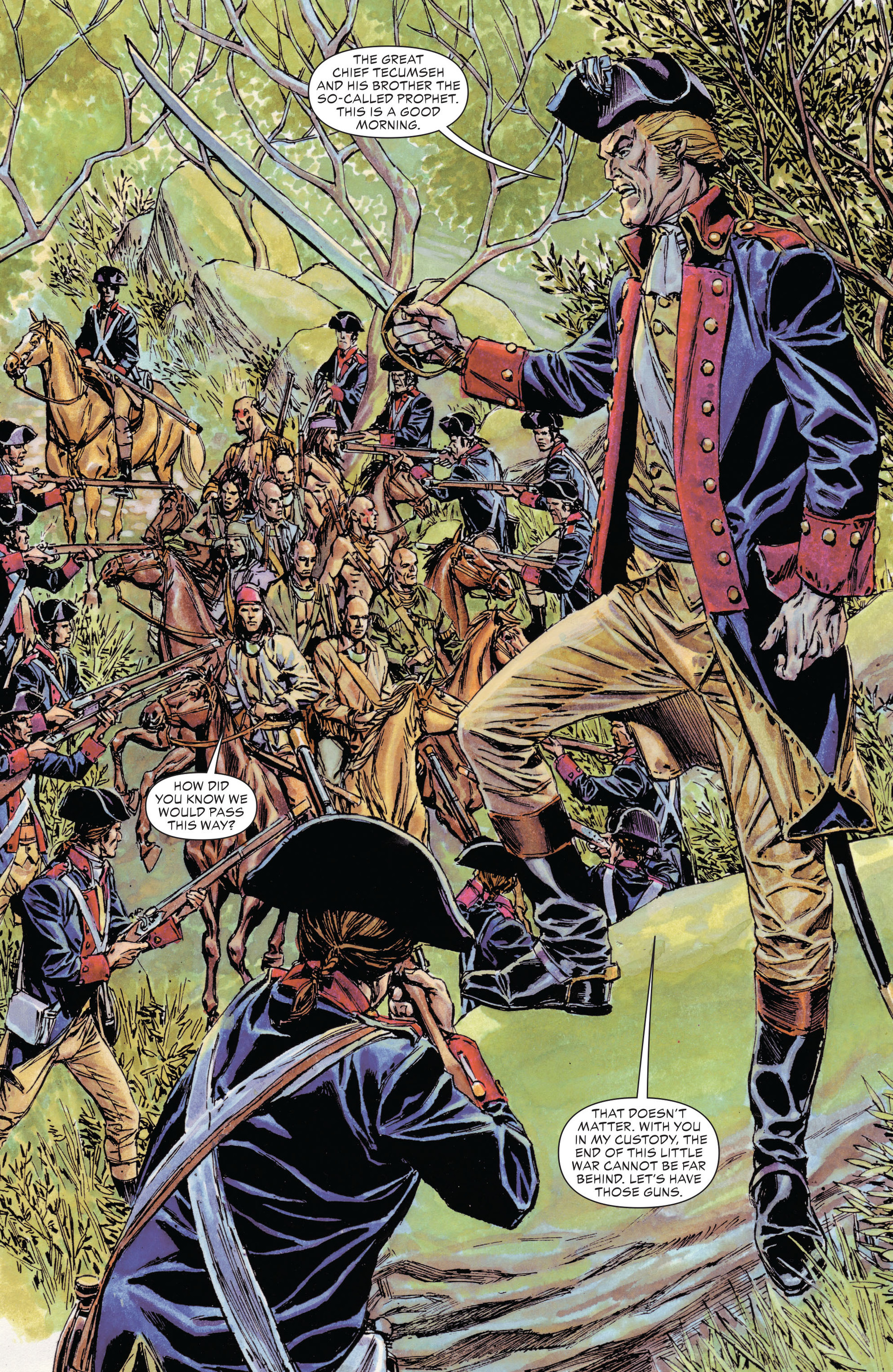 Read online All-Star Western (2011) comic -  Issue #14 - 26