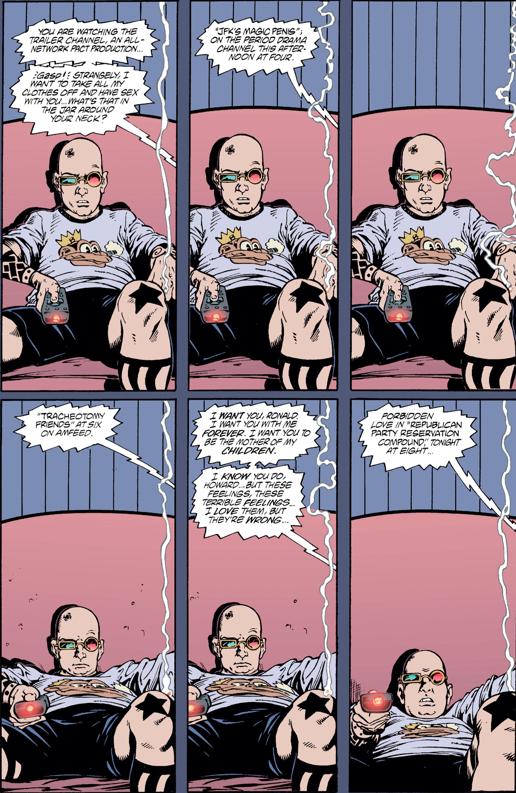 Read online Transmetropolitan comic -  Issue #5 - 11