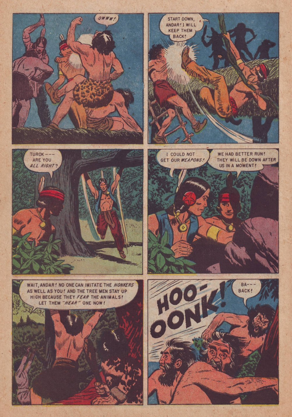 Read online Turok, Son of Stone comic -  Issue #9 - 30