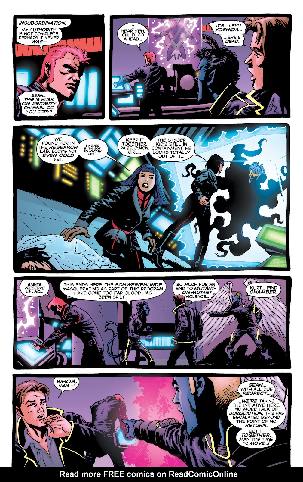 Uncanny X-Men (1963) issue 405 - Page 9