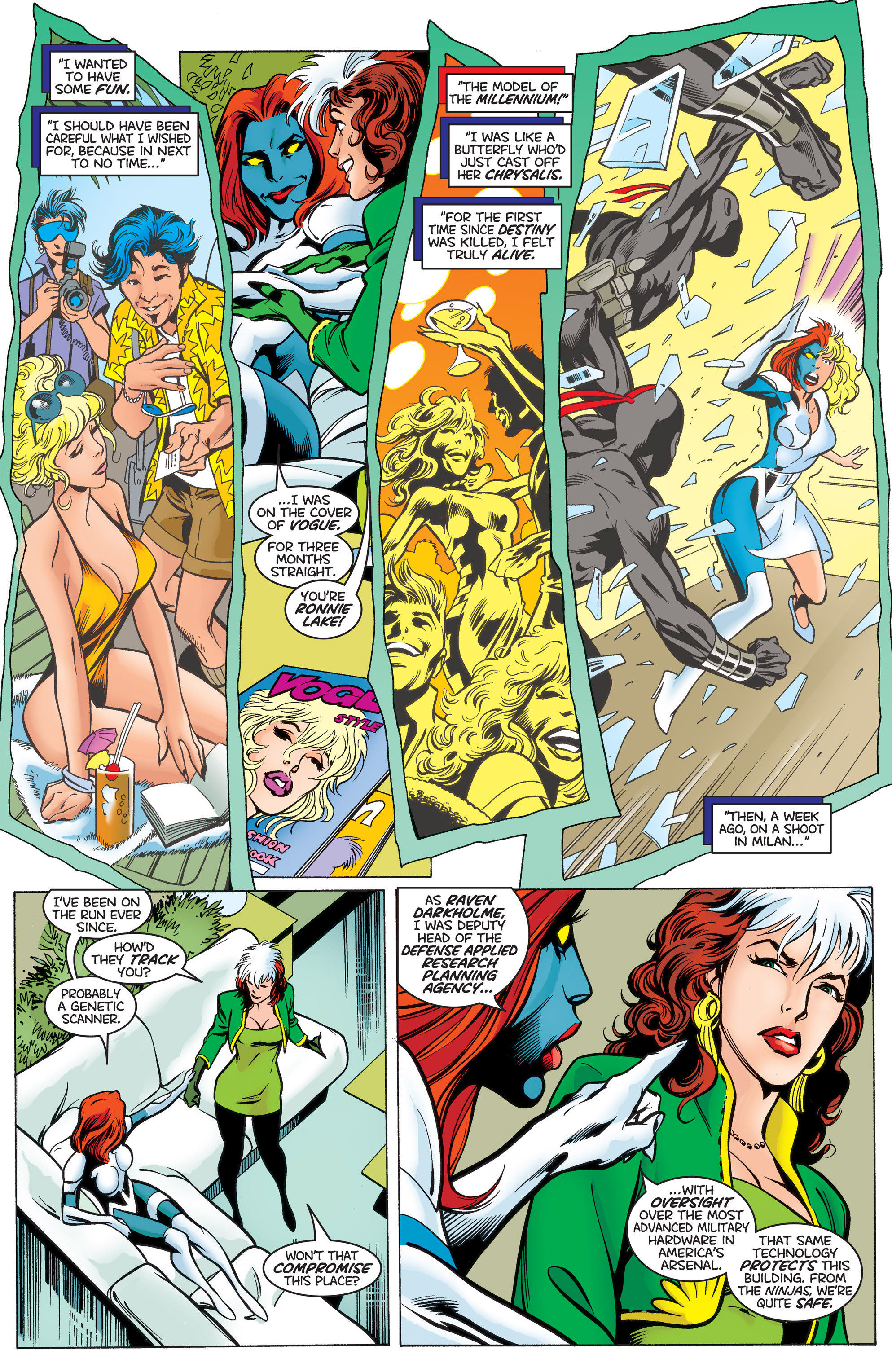 X-Men (1991) 93 Page 14