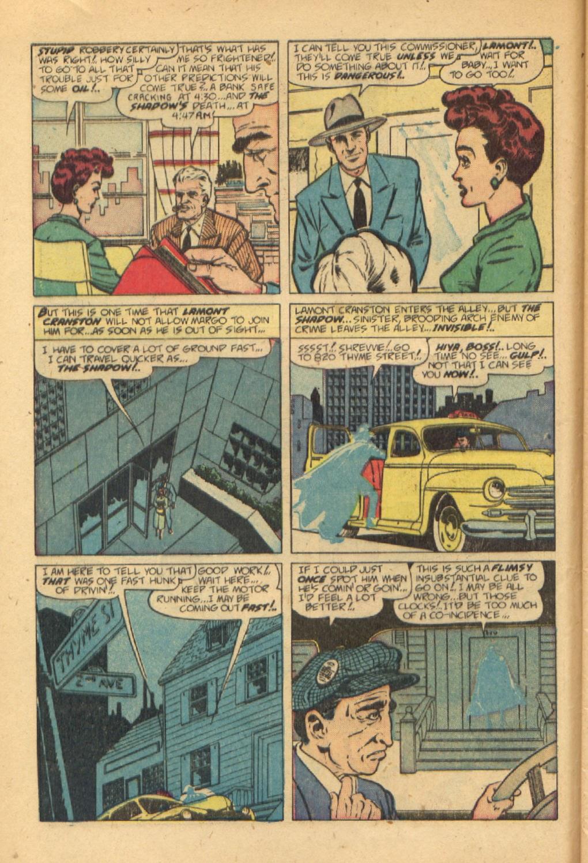 Shadow Comics #101 #94 - English 7