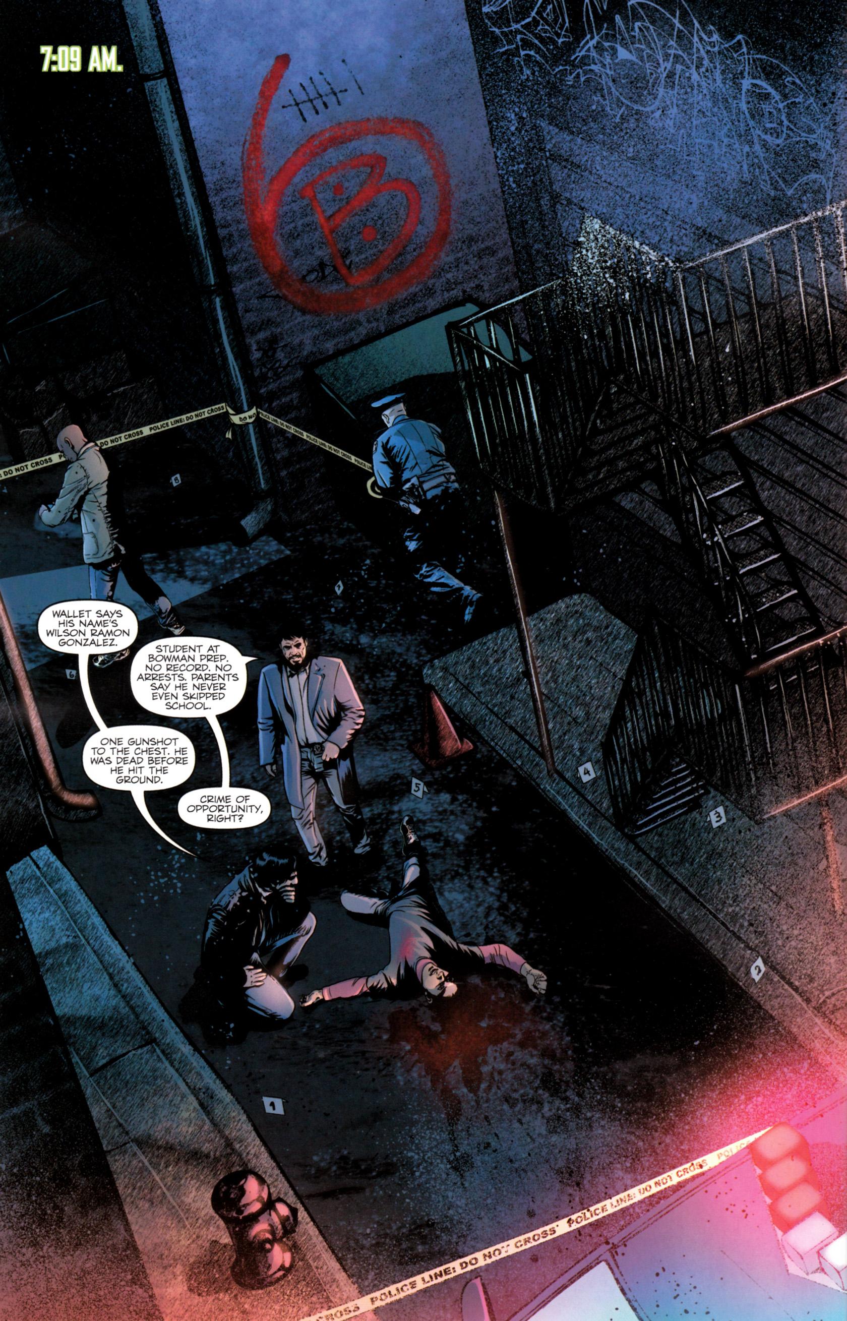 Read online G.I. Joe: Snake Eyes comic -  Issue #12 - 5