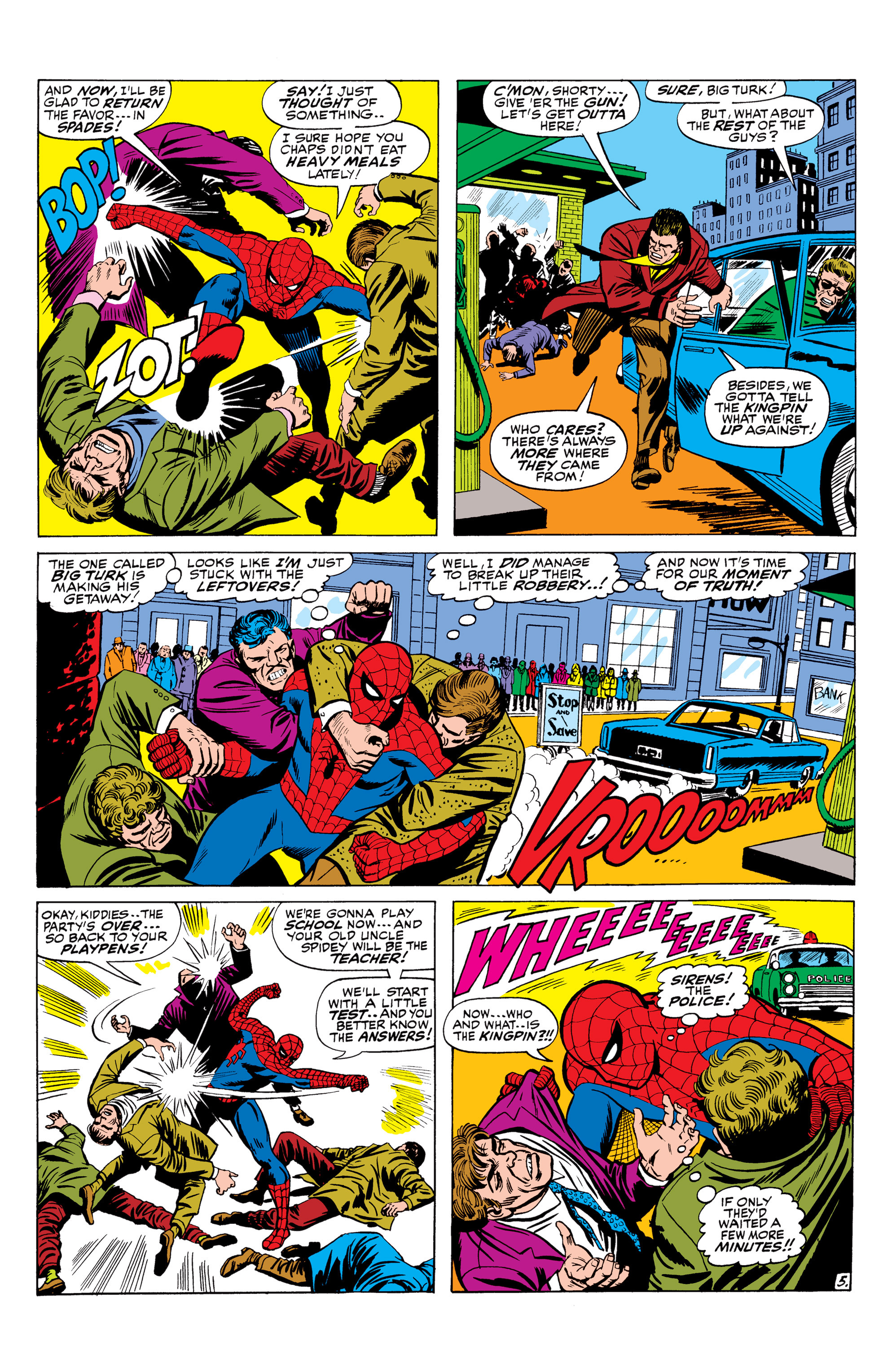 The Amazing Spider-Man (1963) 51 Page 5