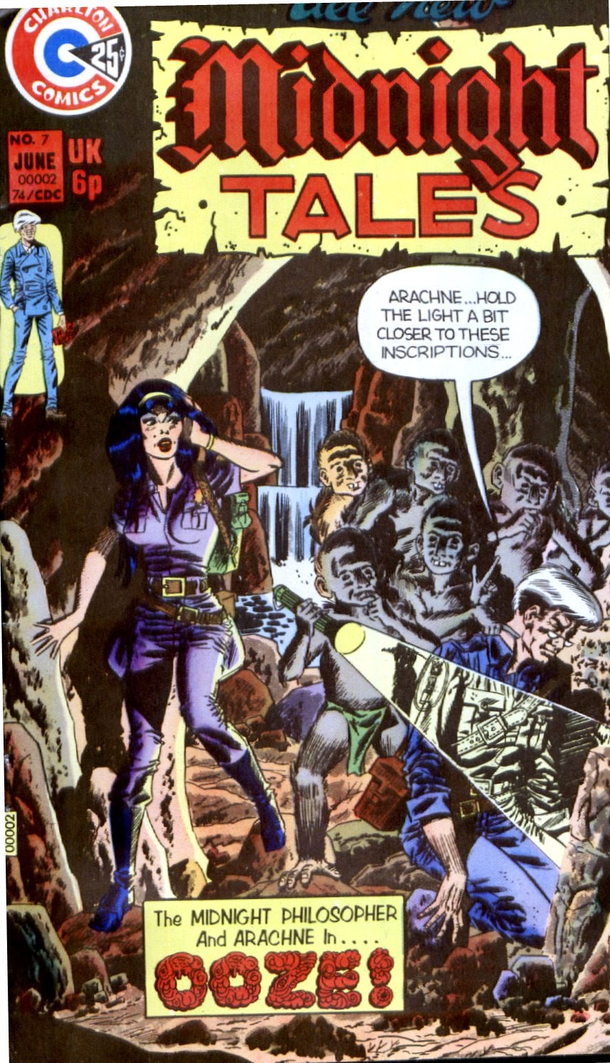 Midnight Tales issue 7 - Page 1