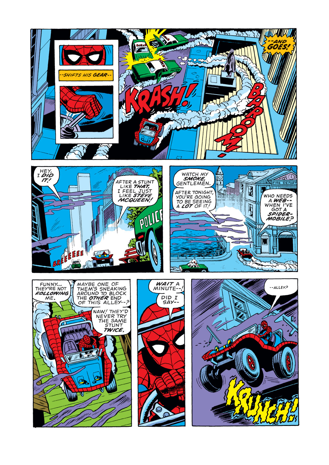 The Amazing Spider-Man (1963) 141 Page 3
