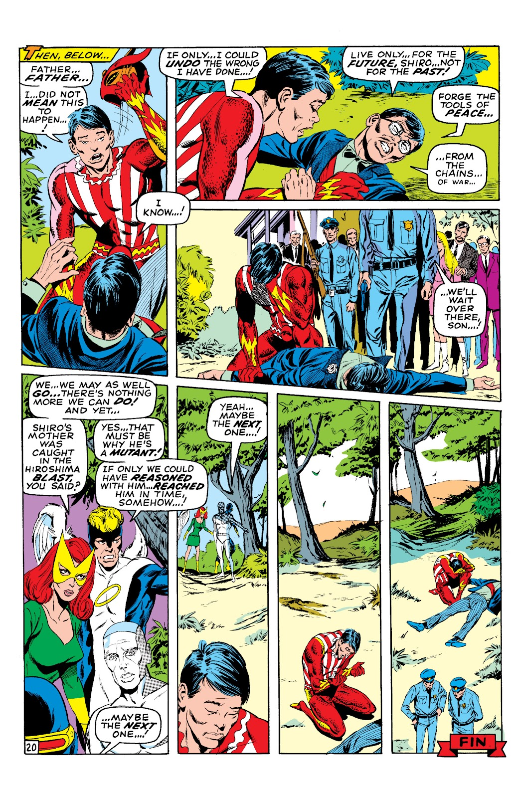 Uncanny X-Men (1963) issue 64 - Page 21
