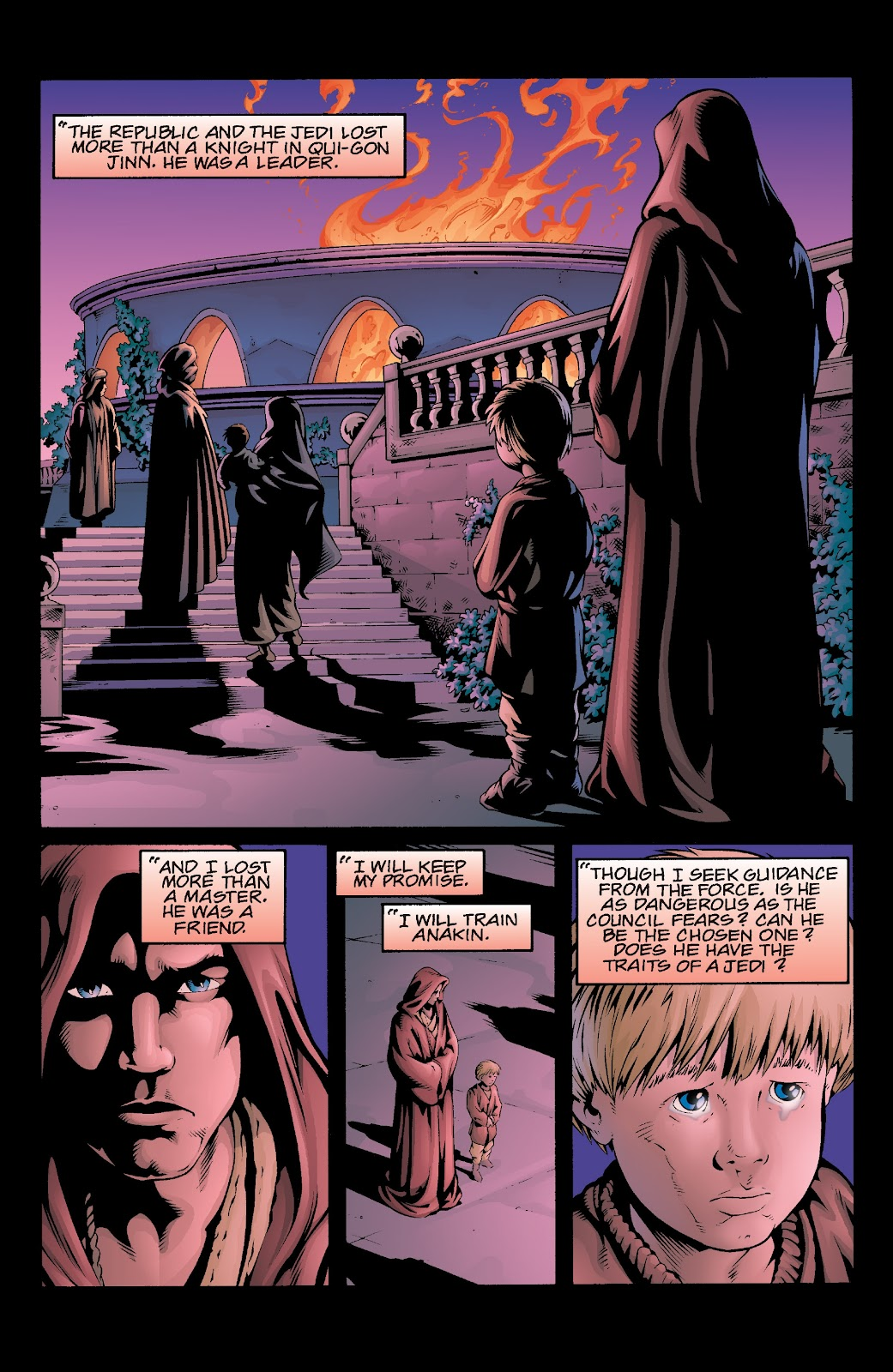 Read online Star Wars Legends: Rise of the Sith - Epic Collection comic -  Issue # TPB 2 (Part 5) - 22