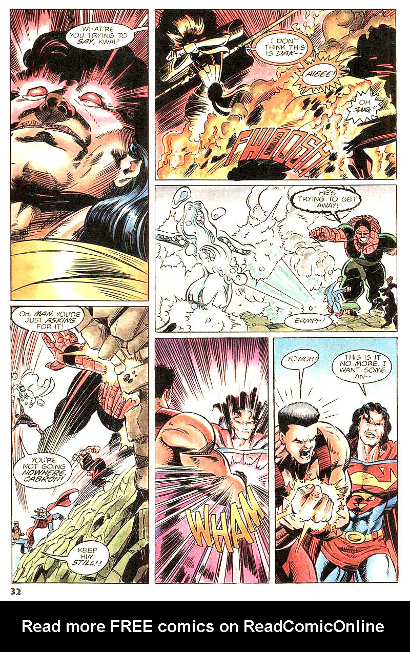 Read online Worlds Collide comic -  Issue # Full - 30