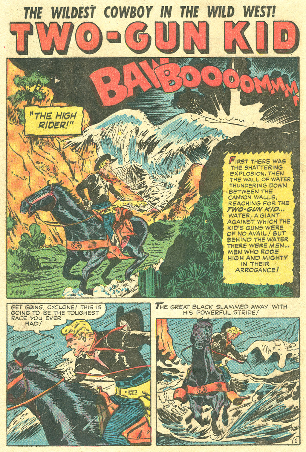 Read online Two-Gun Kid comic -  Issue #32 - 16