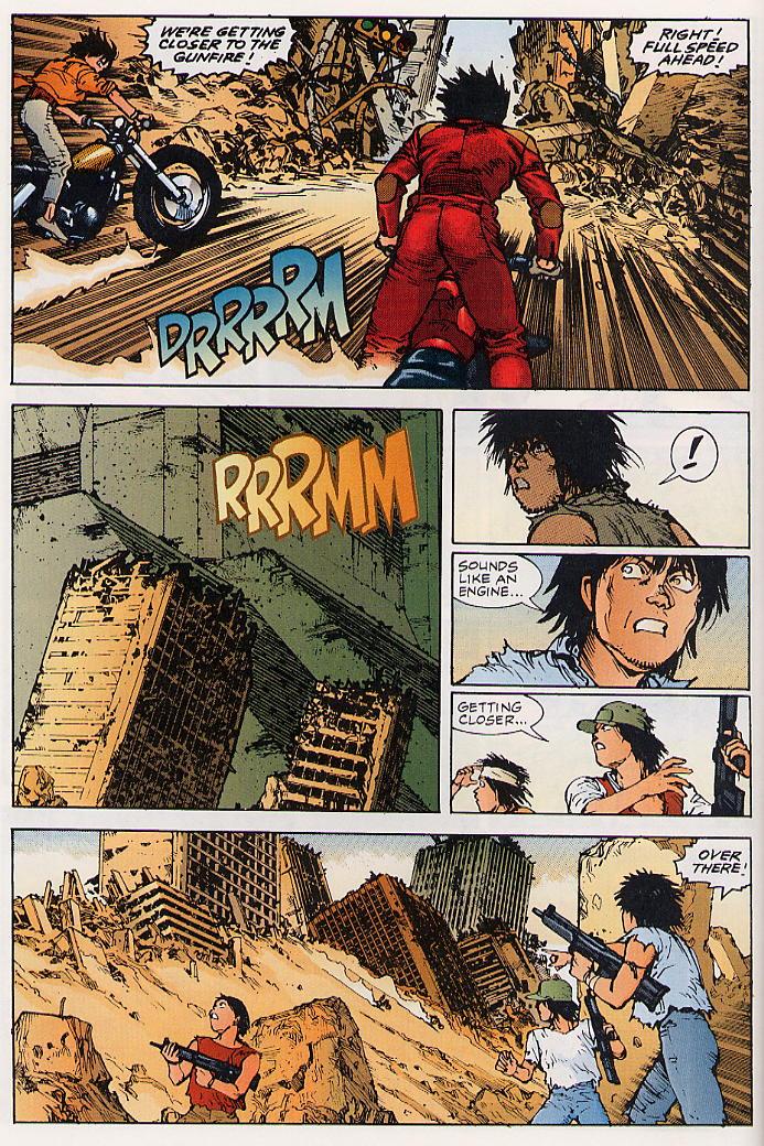 Read online Akira comic -  Issue #26 - 11