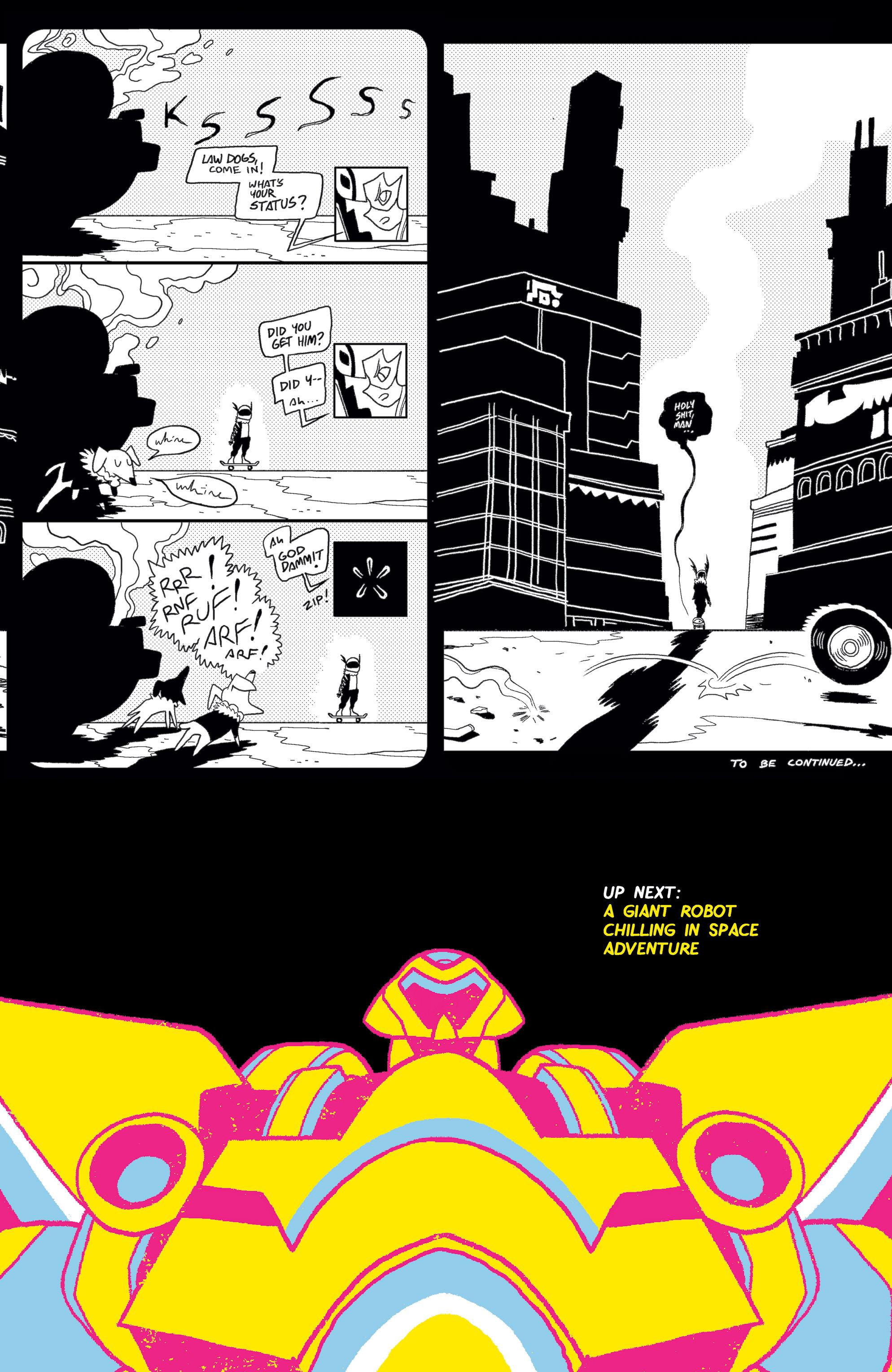 Read online Sun Bakery comic -  Issue #3 - 41