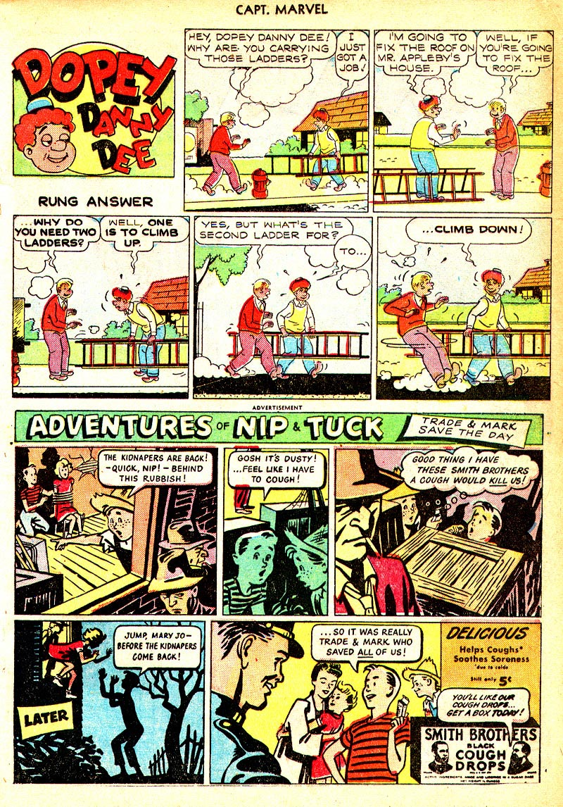 Captain Marvel Adventures issue 93 - Page 25