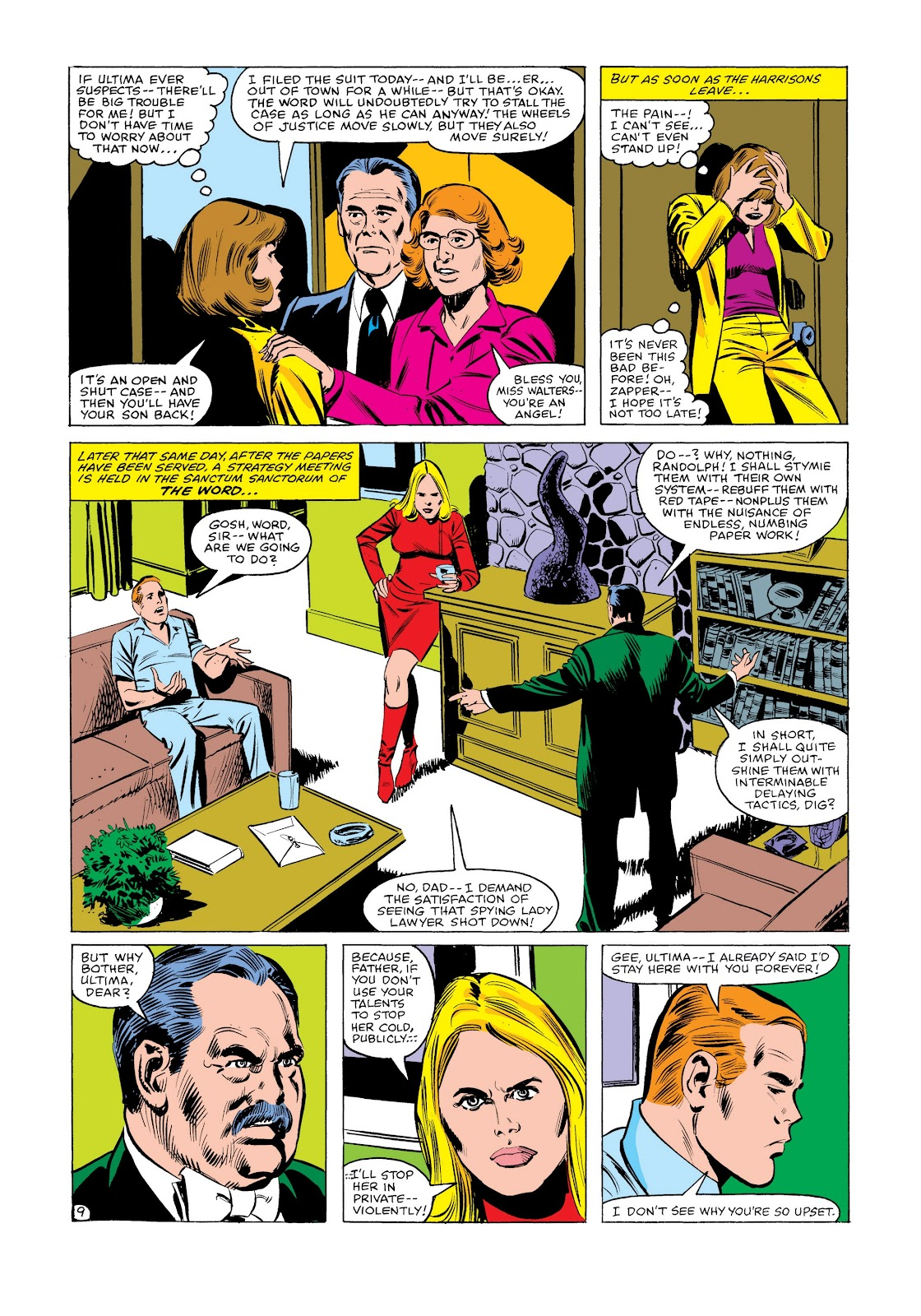 Marvel Masterworks: The Savage She-Hulk issue TPB_1_(Part_2) - Page 81