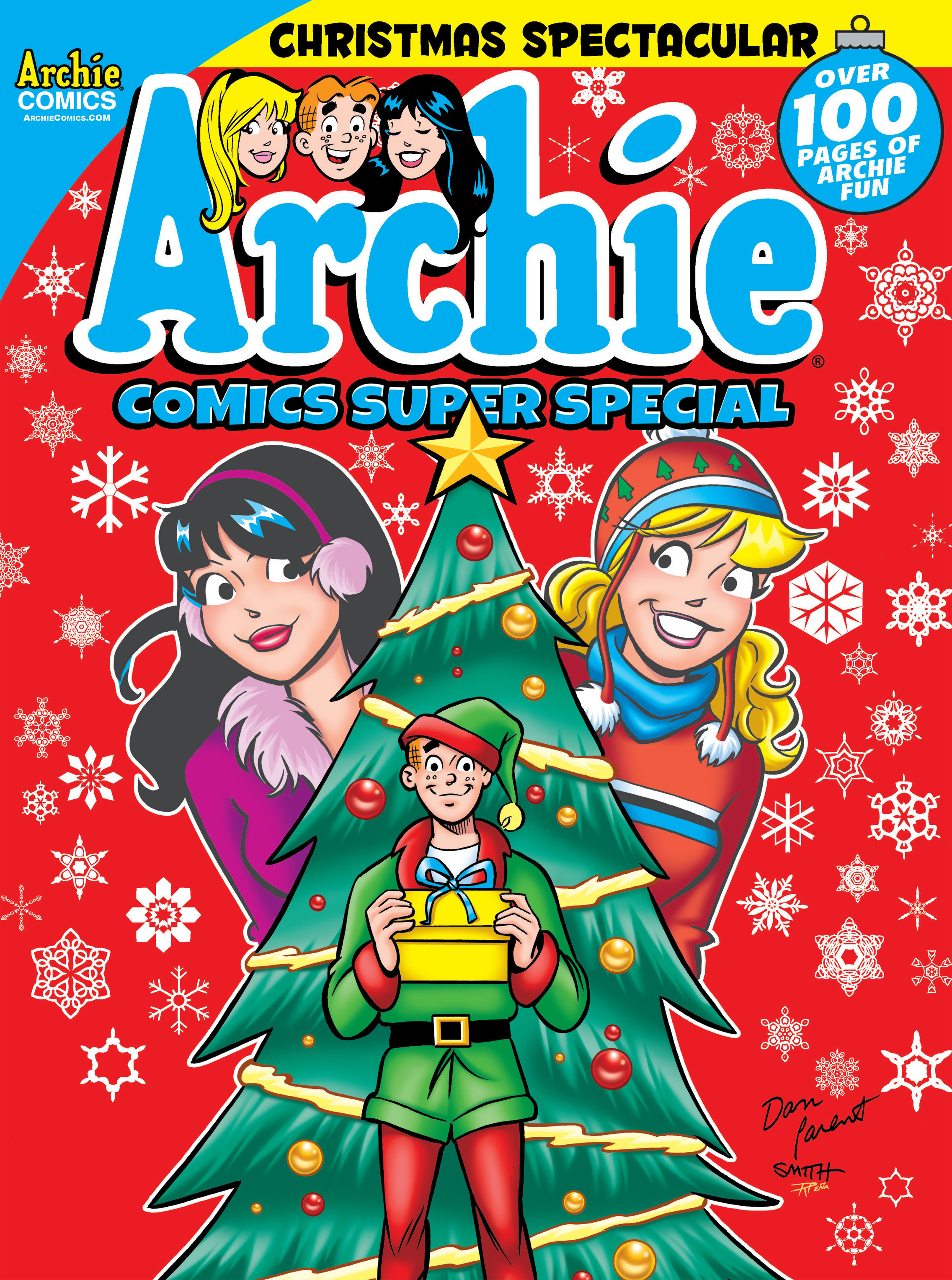 Read online Archie Comics Super Special comic -  Issue #7 - 1